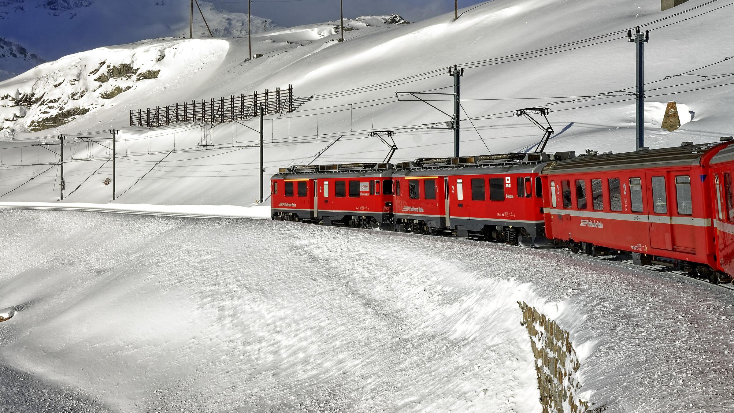 2018 Bernina Express...