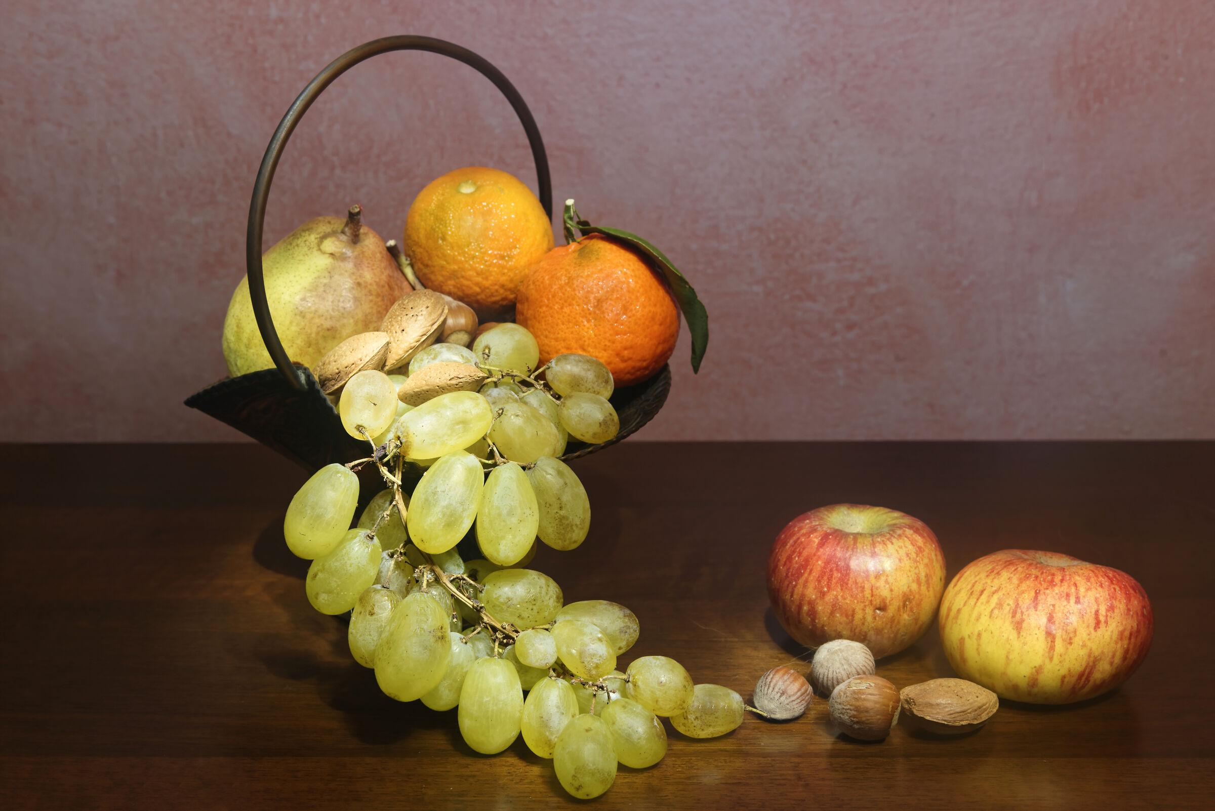 Frutta autunnale...