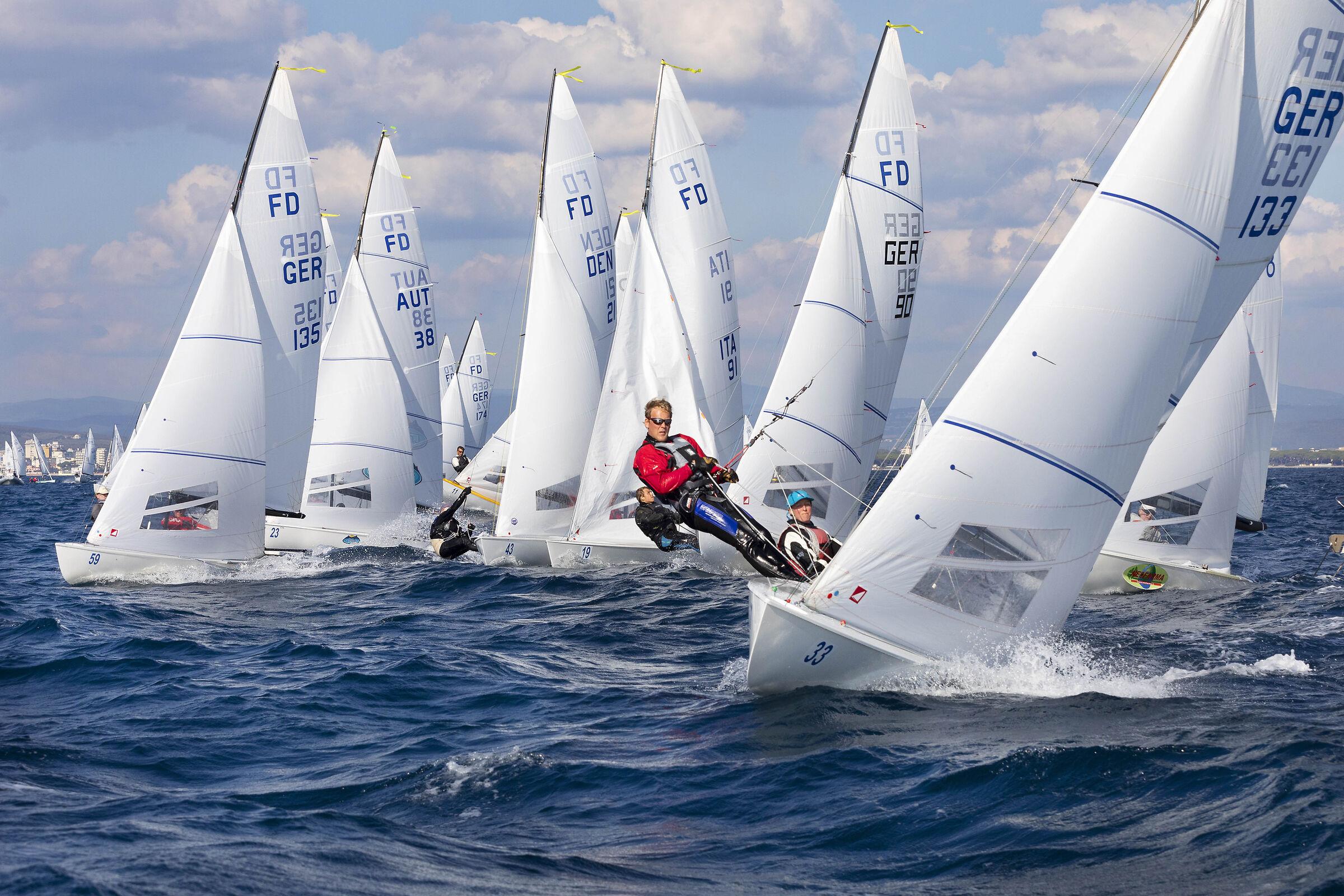 Flying Dutchman World Championship...