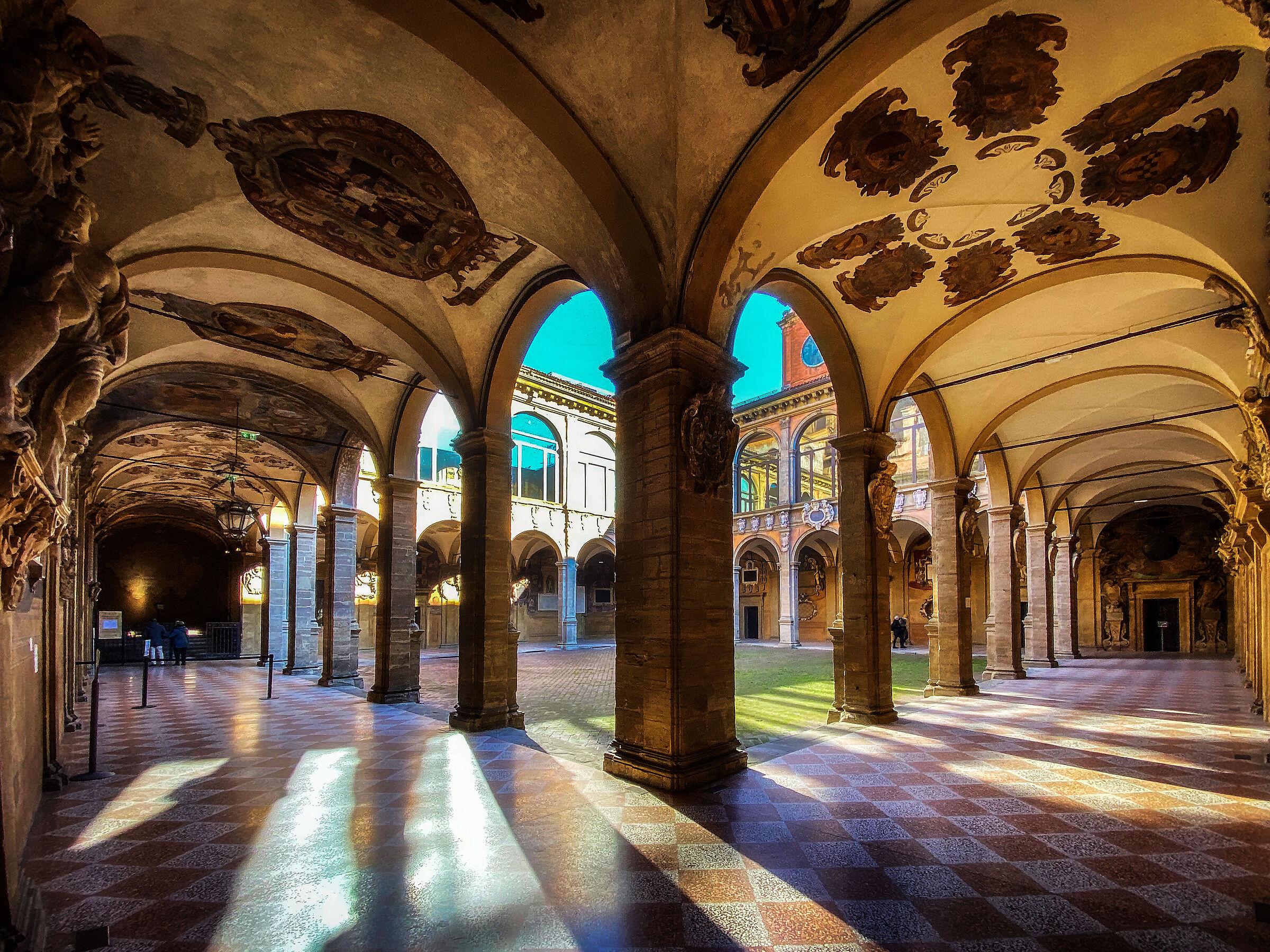 Archiginnasio, Bologna...