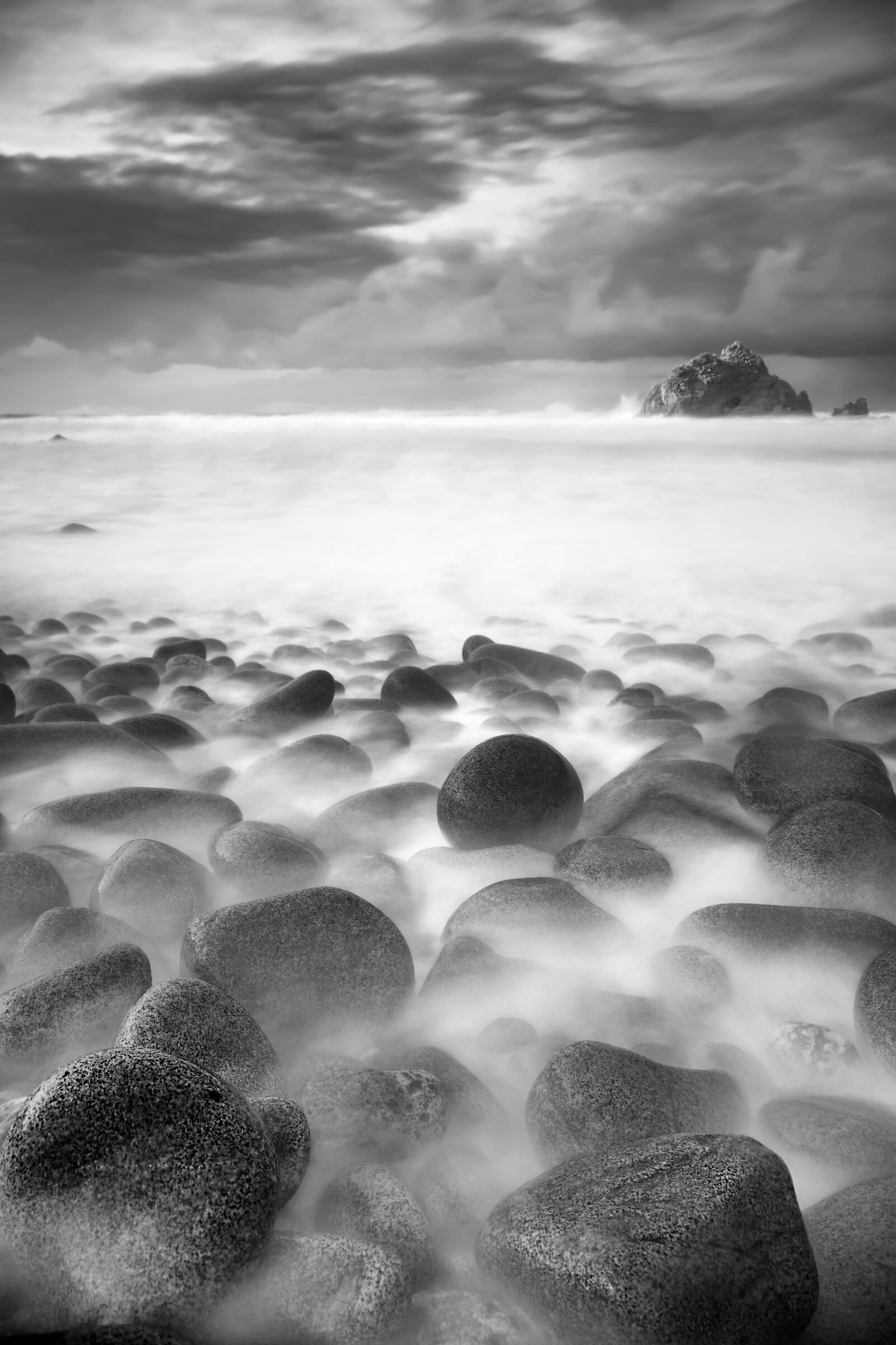 Stones on Clouds...