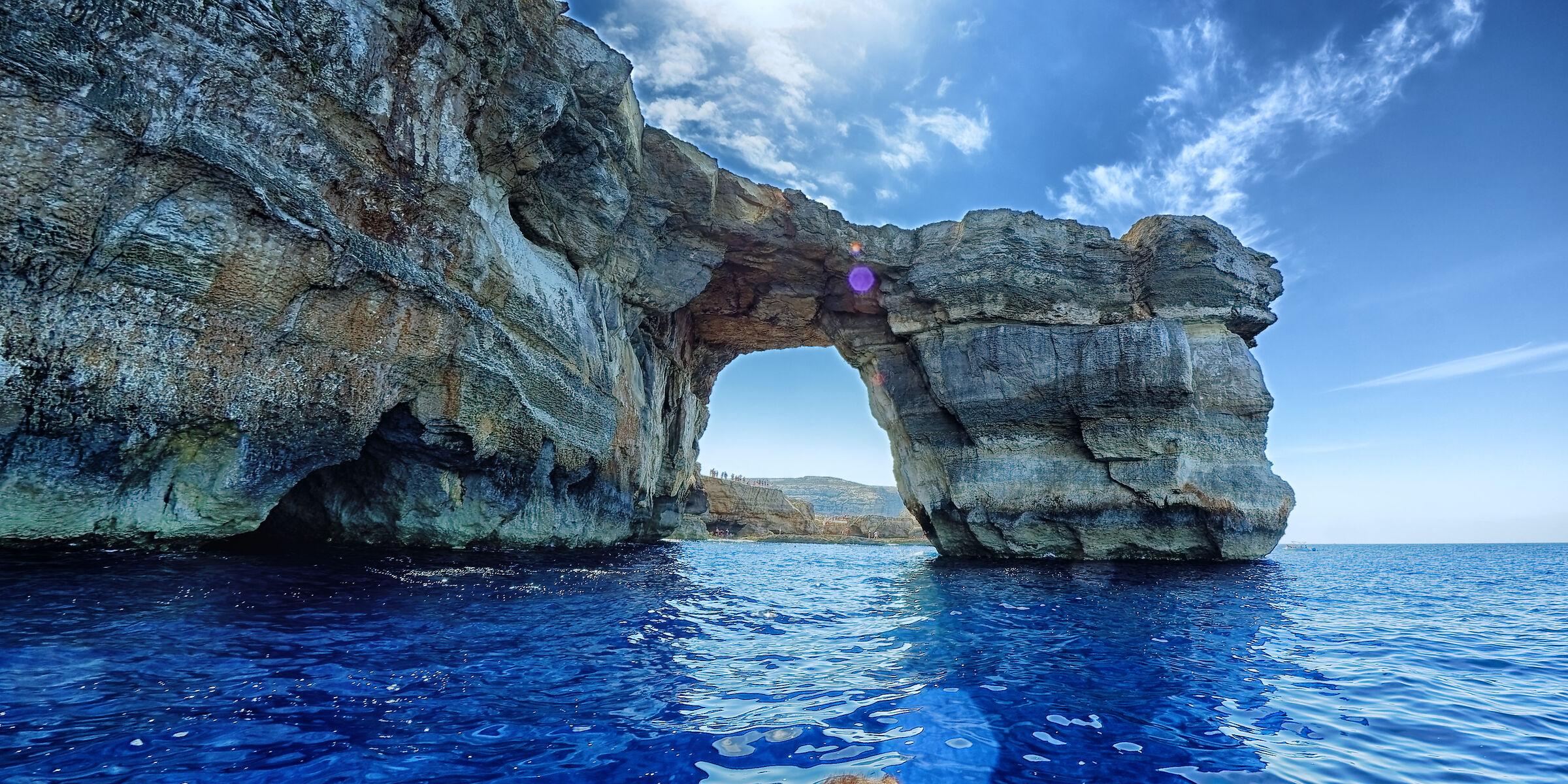 Malta - Azure Window ...