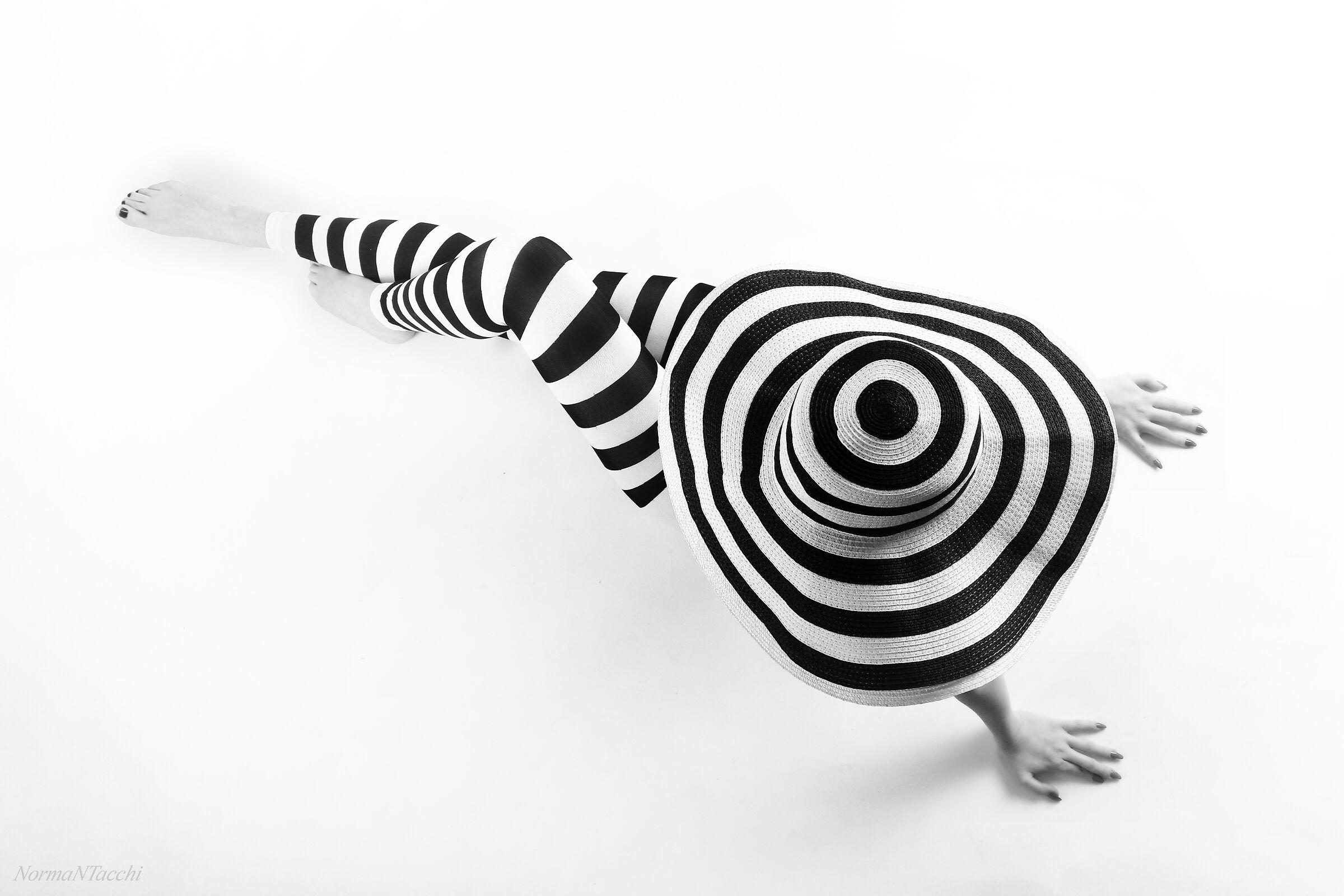 the striped world...