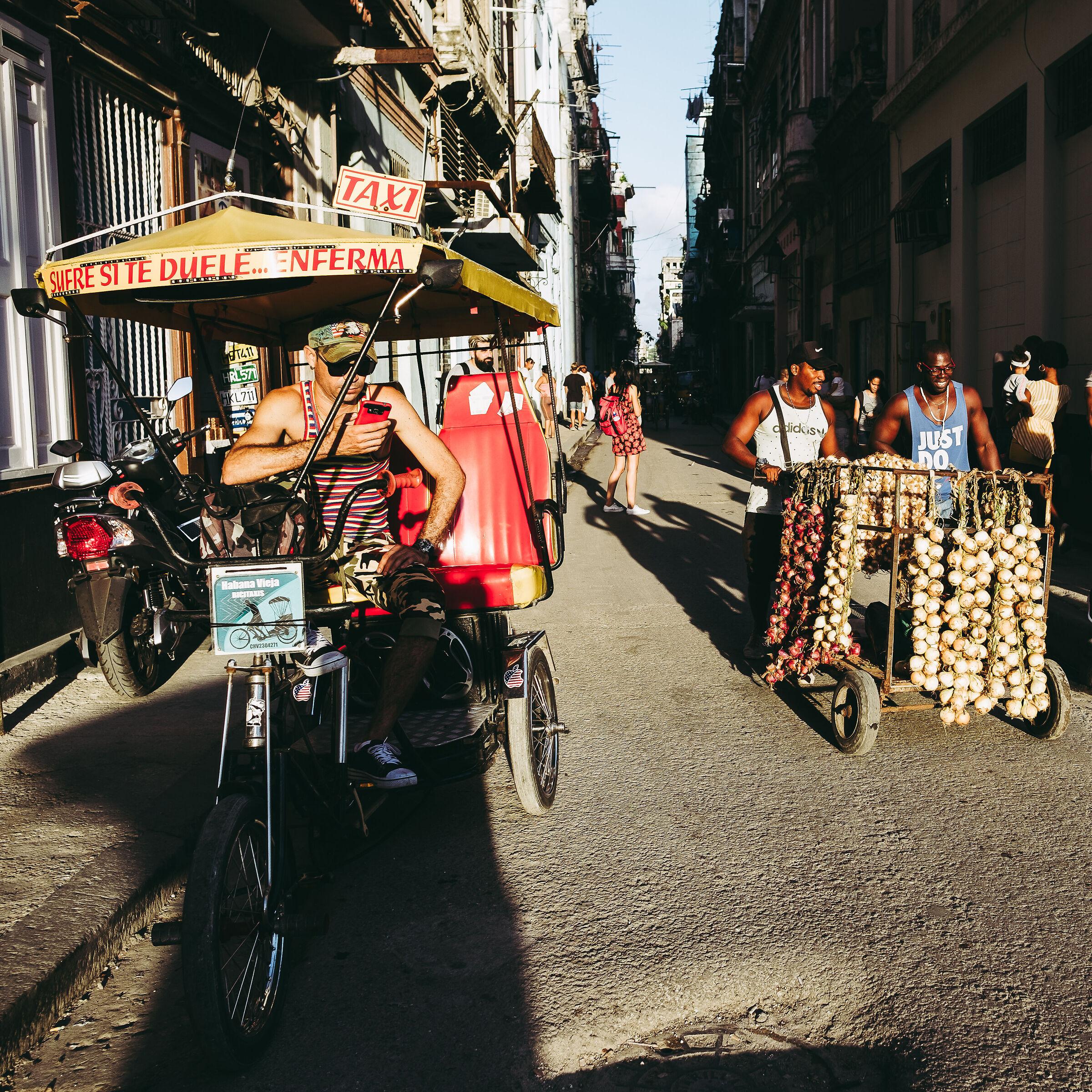 Havana Street...