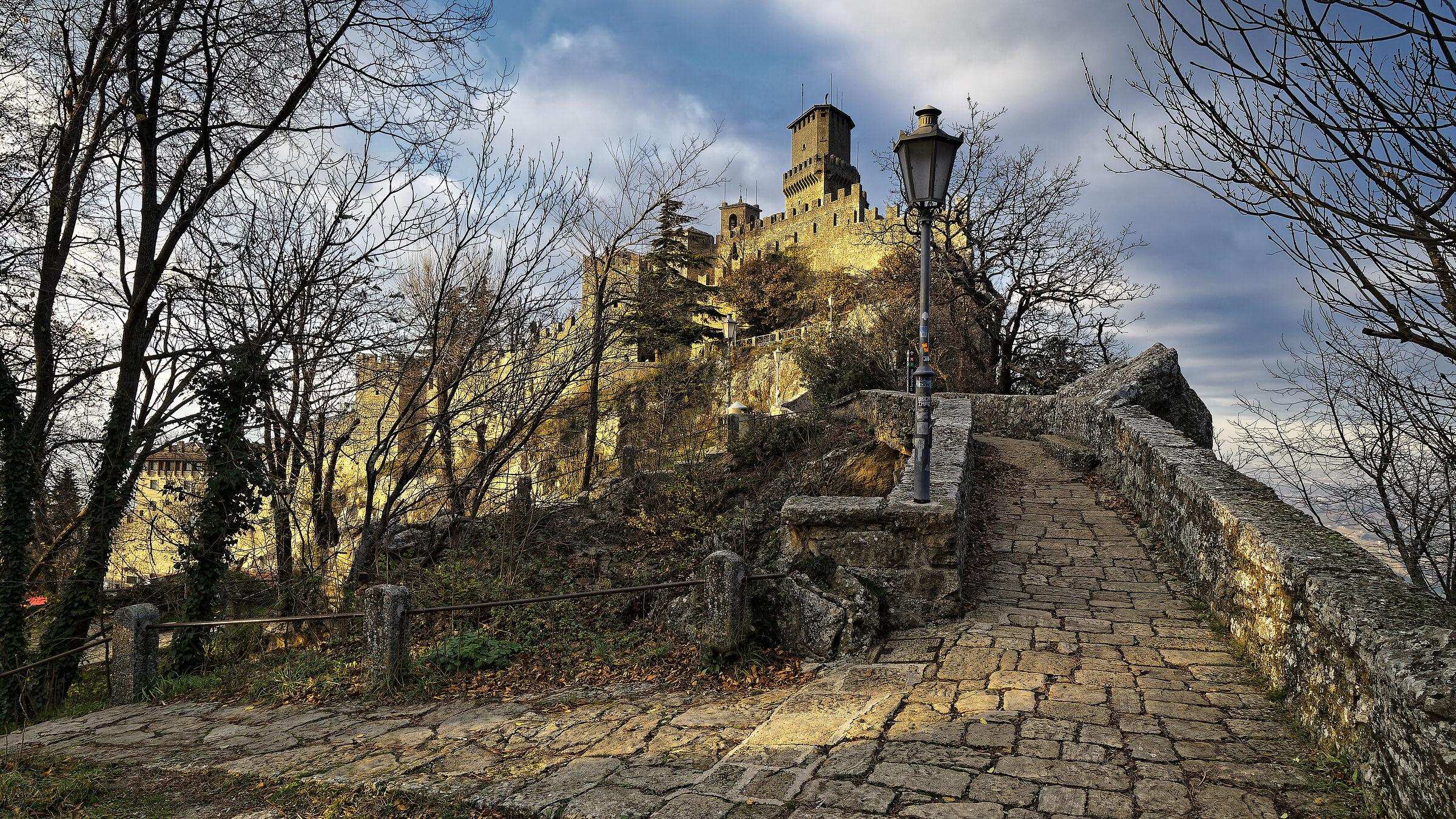 San Marino - Second Tower...