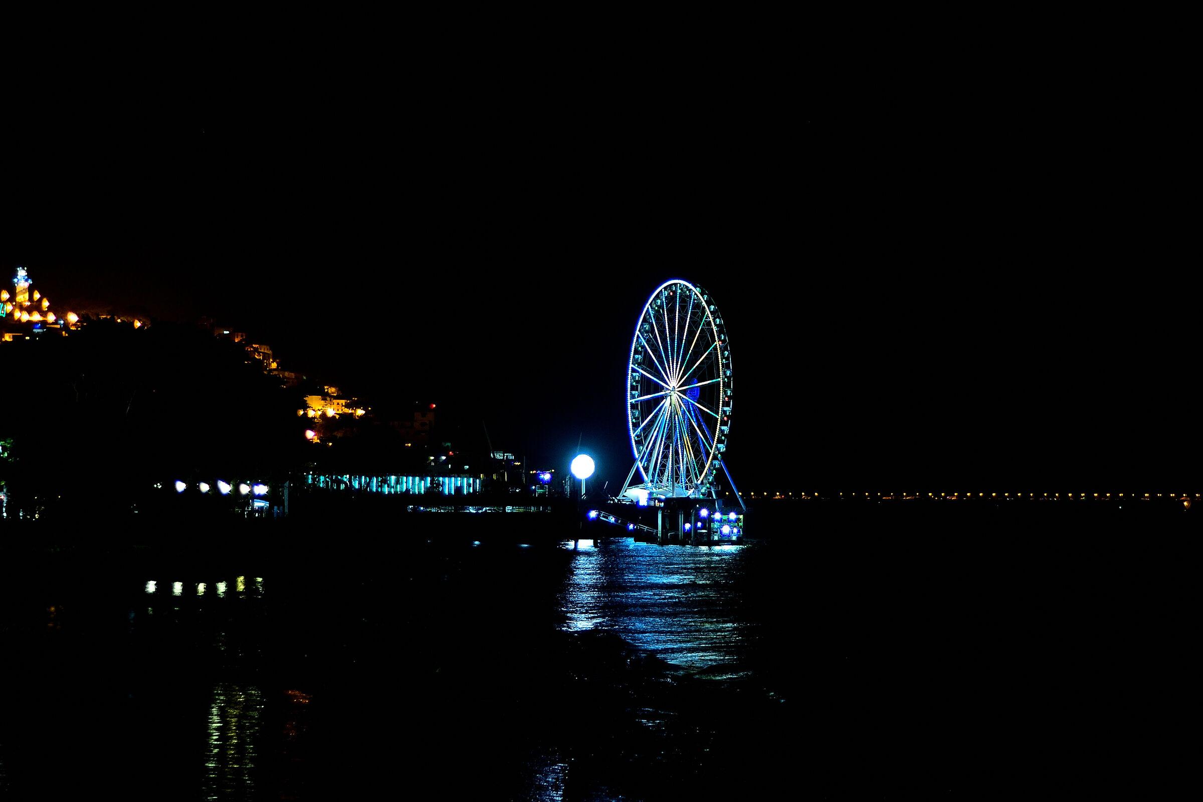 Guayaquil en la noche...