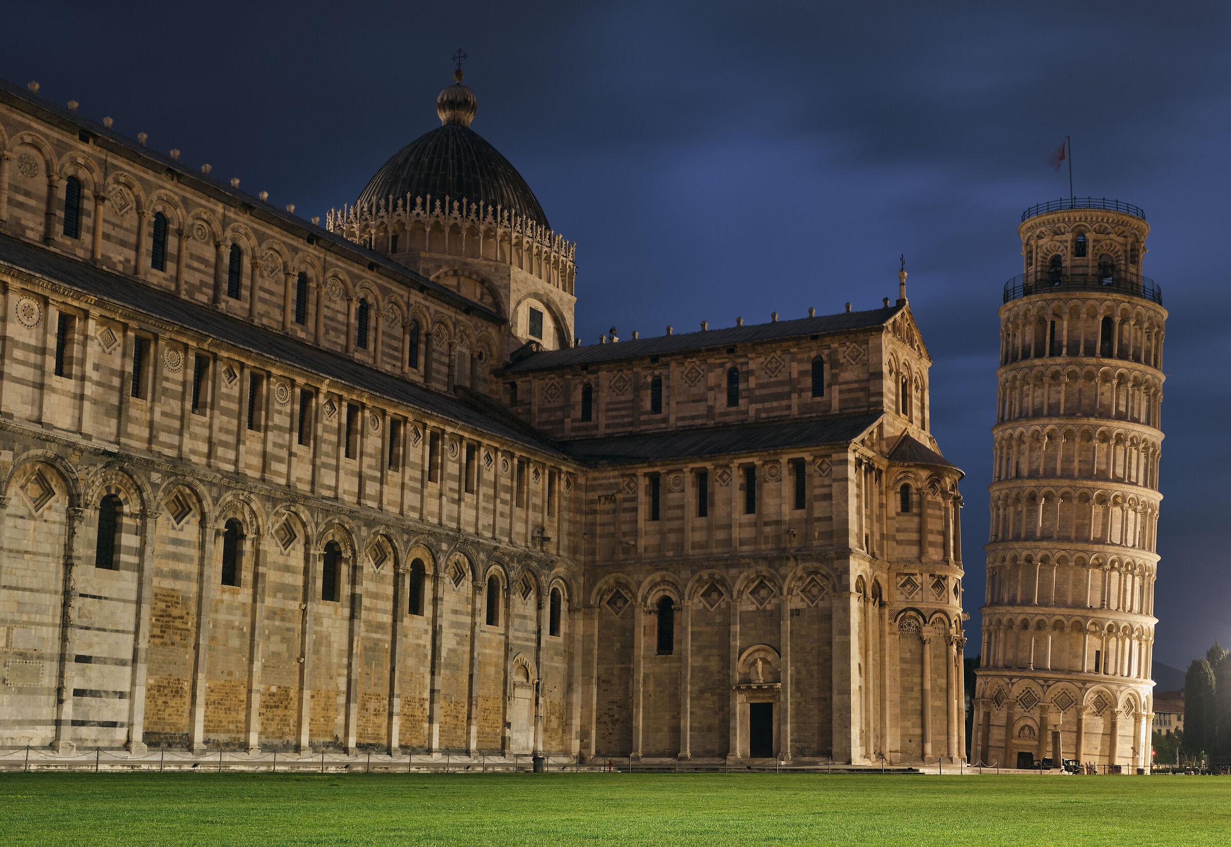 Tower of Pisa...