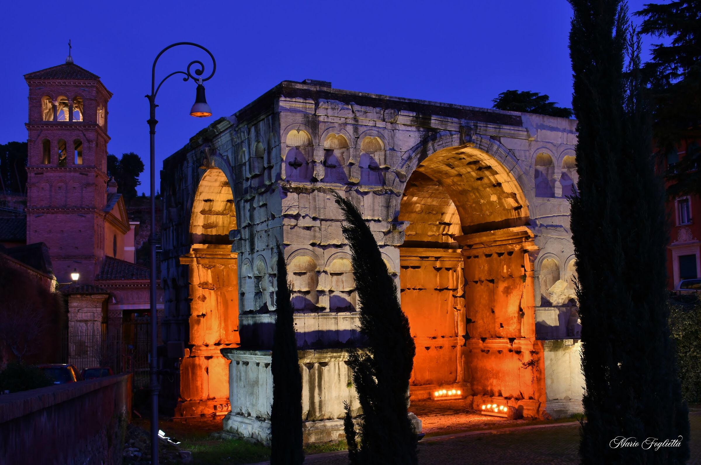 Arch of Janus...