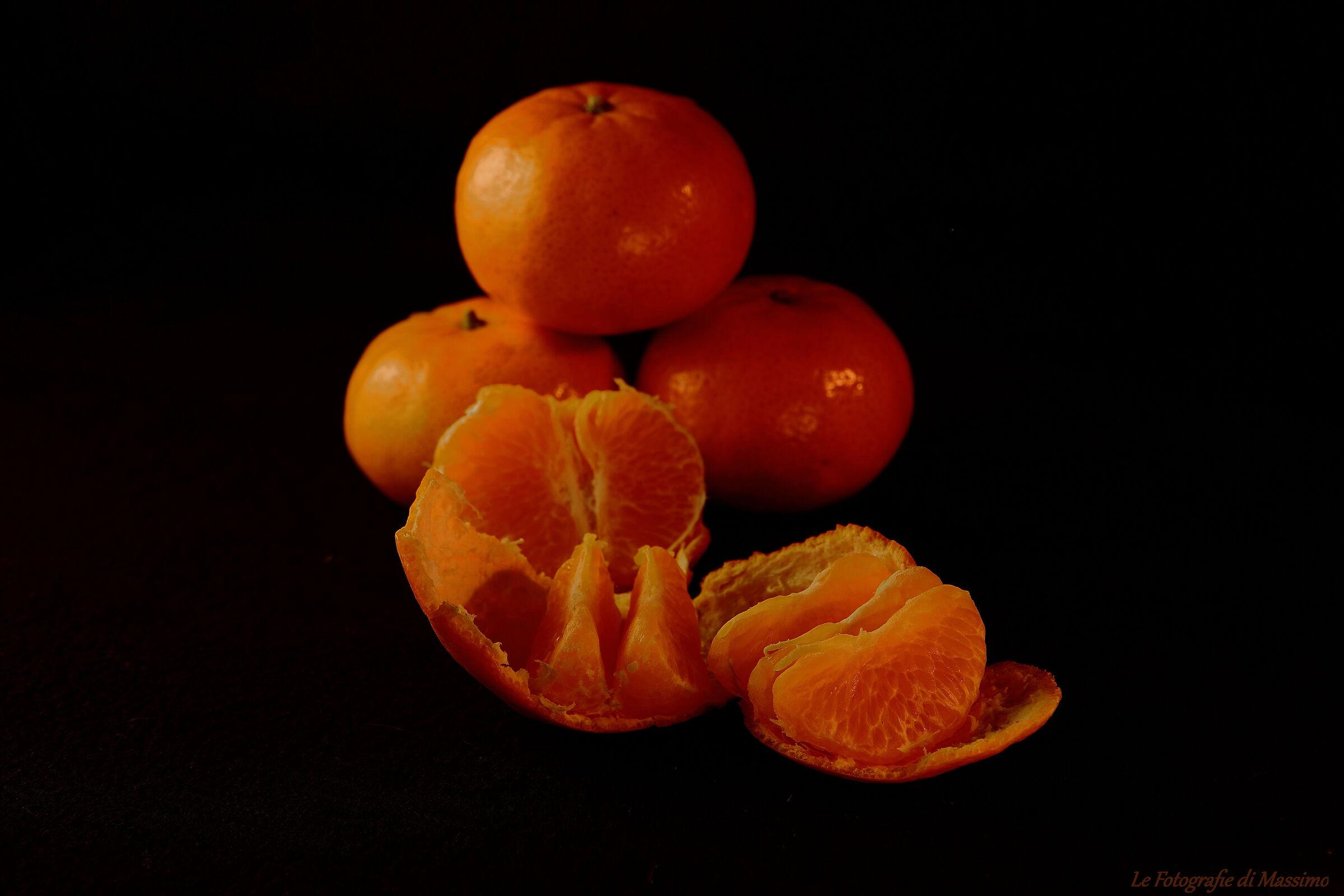 Mandarins...
