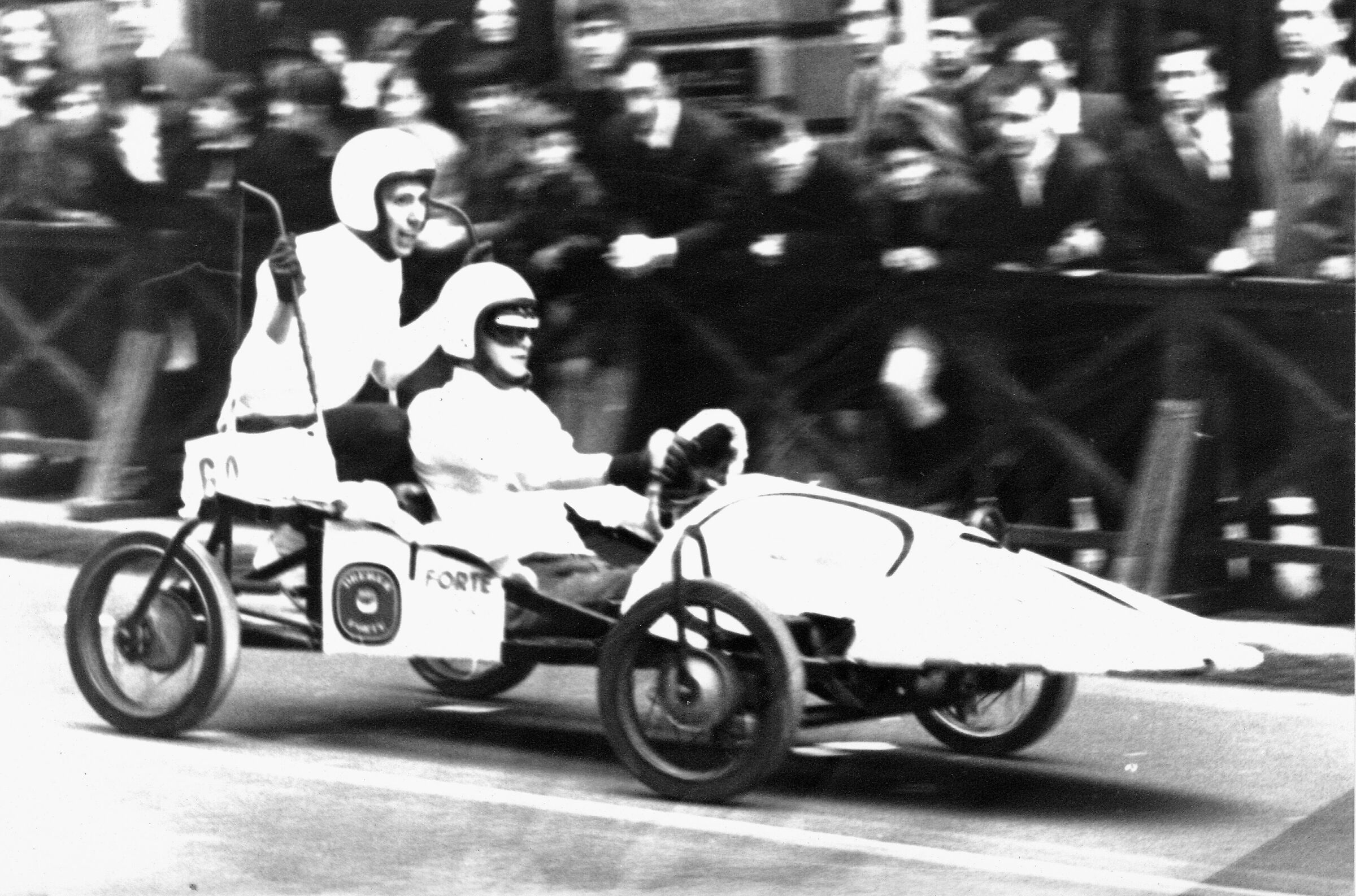 1969 Indianopolis season...