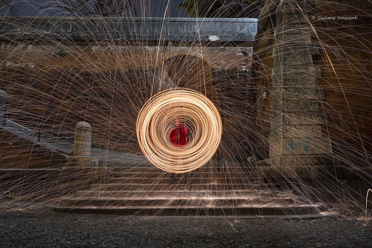 Steel wool...