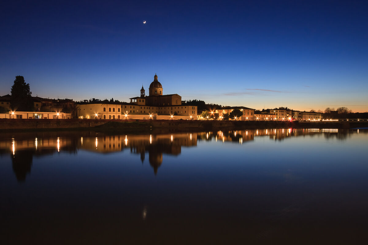The mirror of San Frediano ......