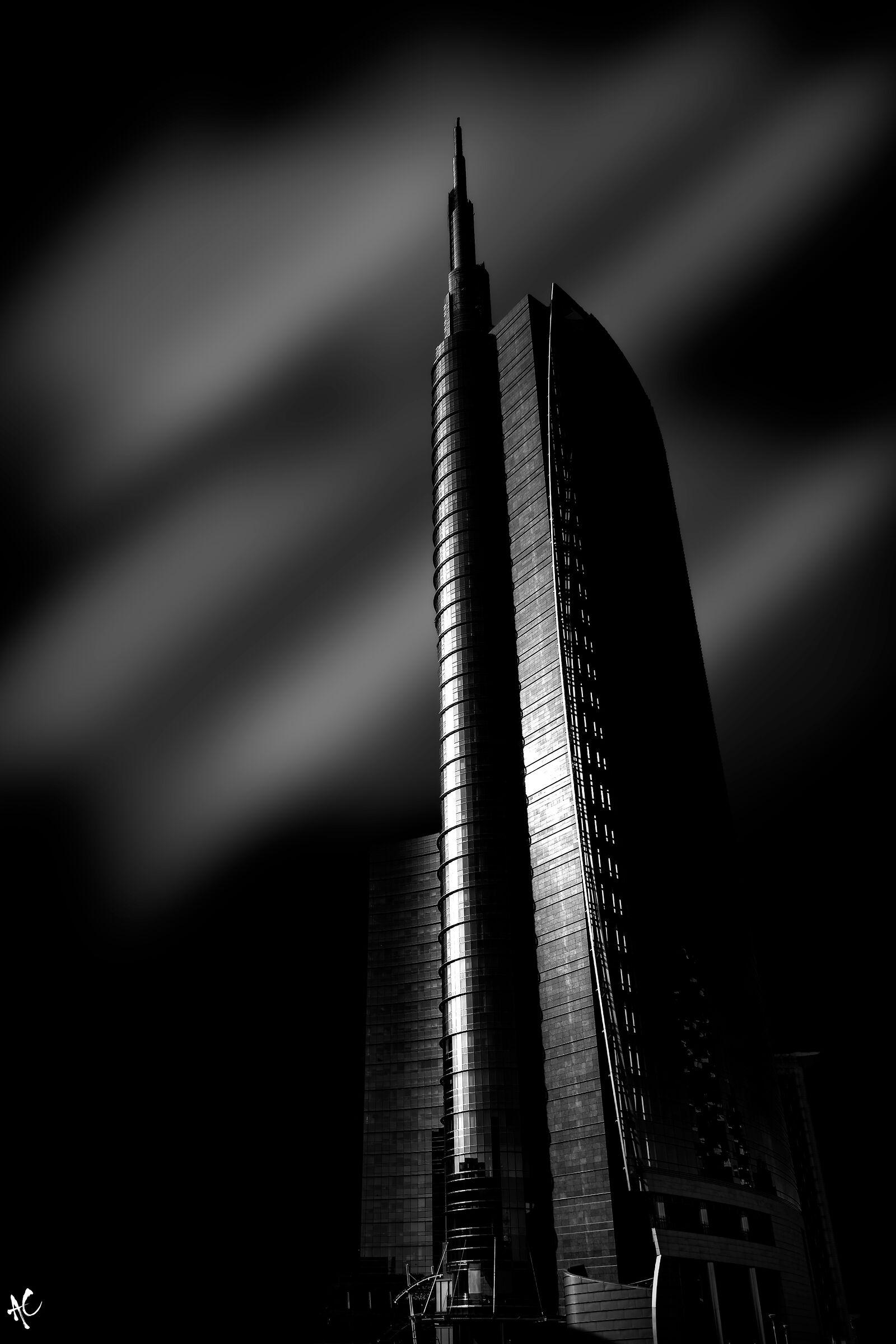 UniCredit Tower...
