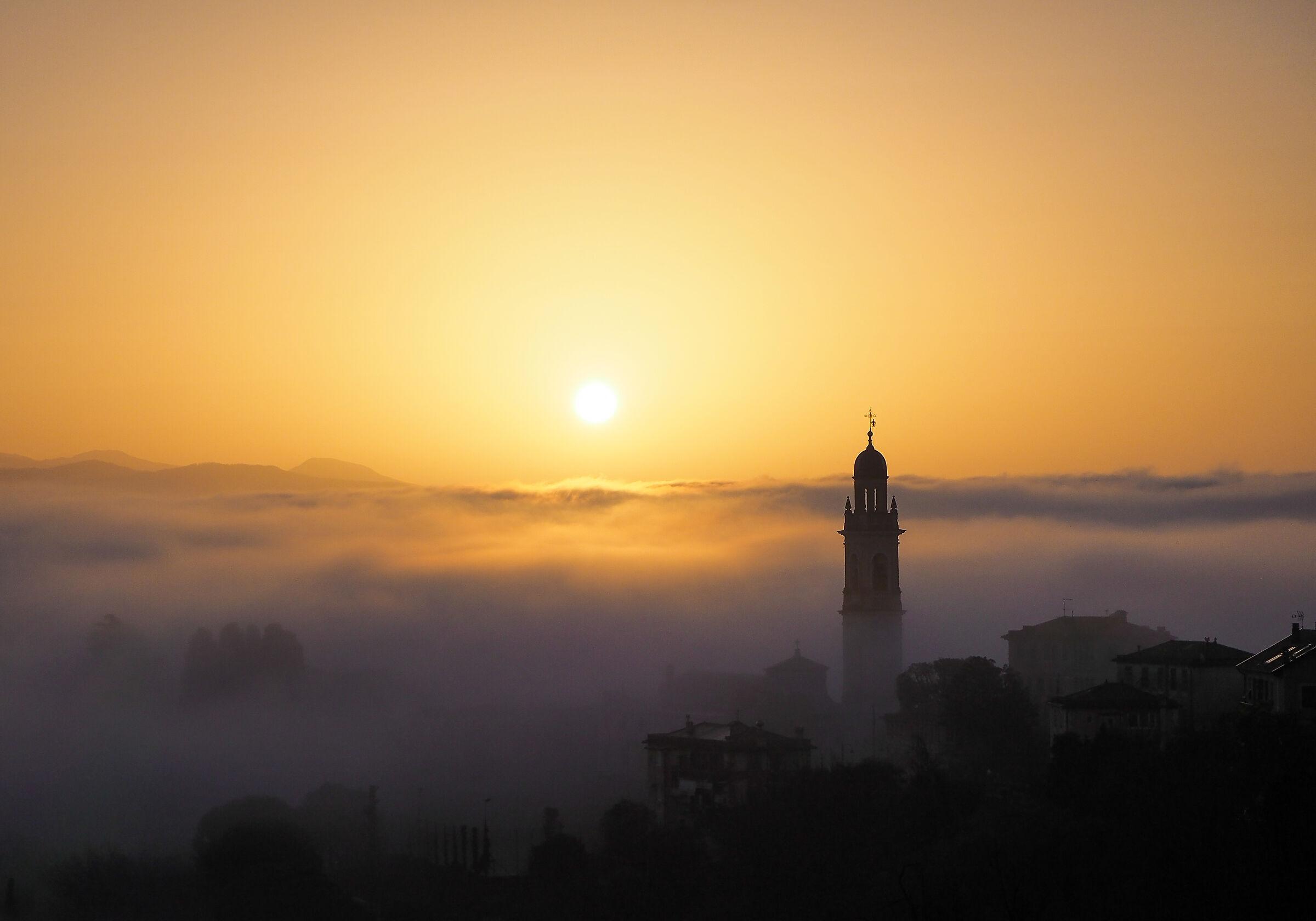 San Lorenzo della Costa (Caligo)...