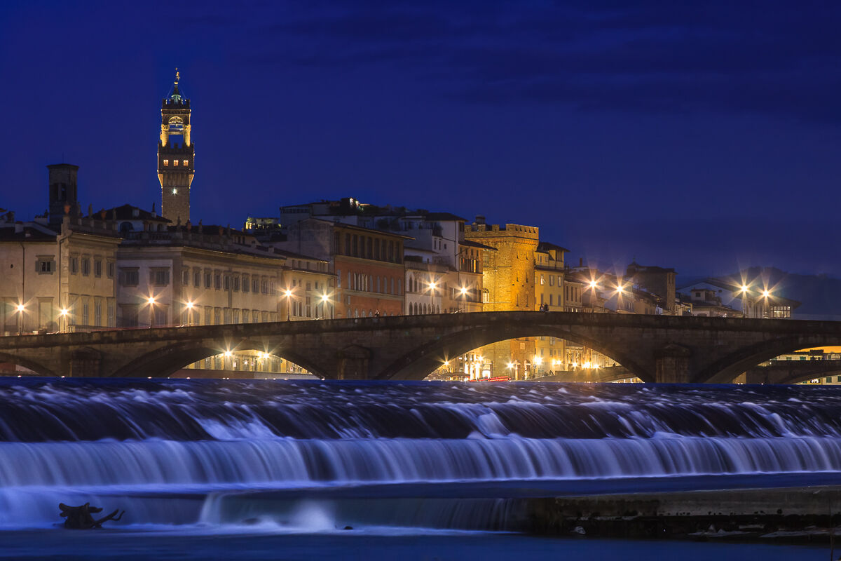 Florentine blue ......