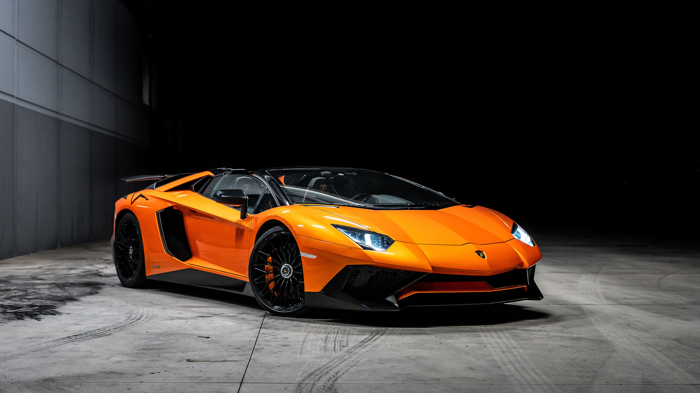 Lamborghini Aventador lp750-4 SuperVeloce...