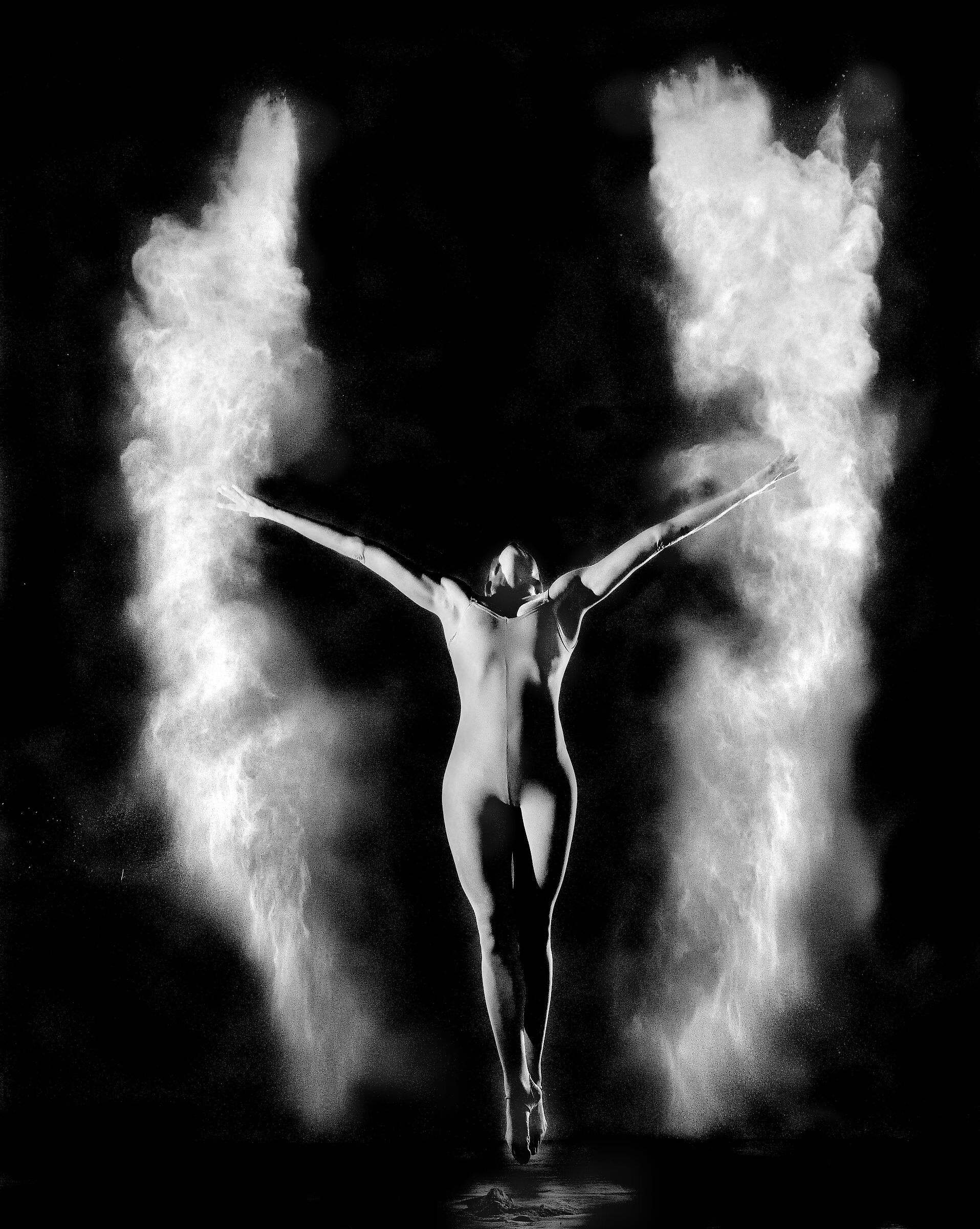 The Angel...