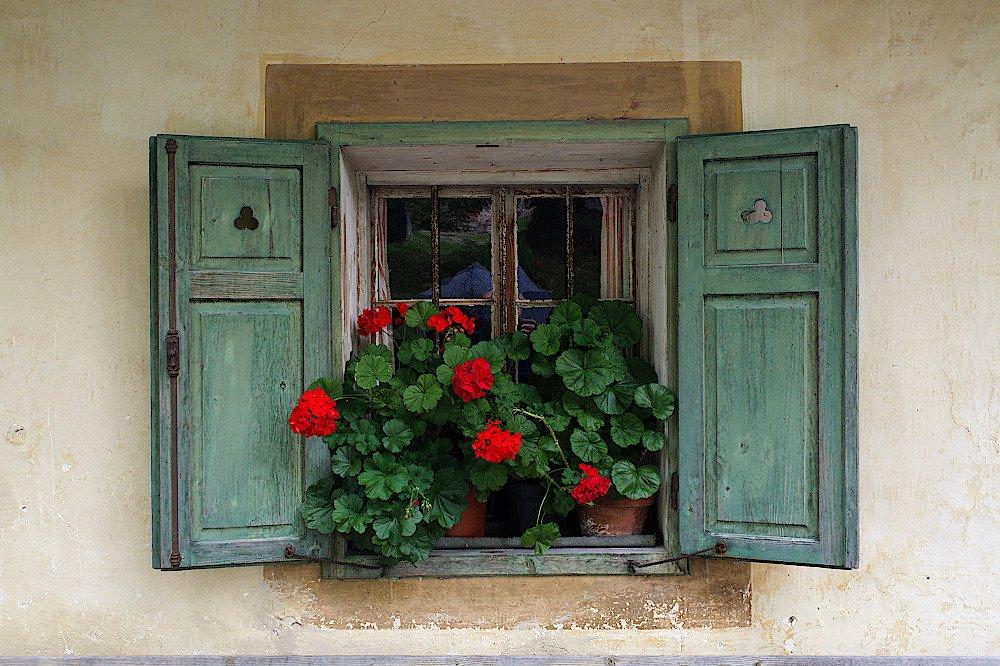 La finestra...