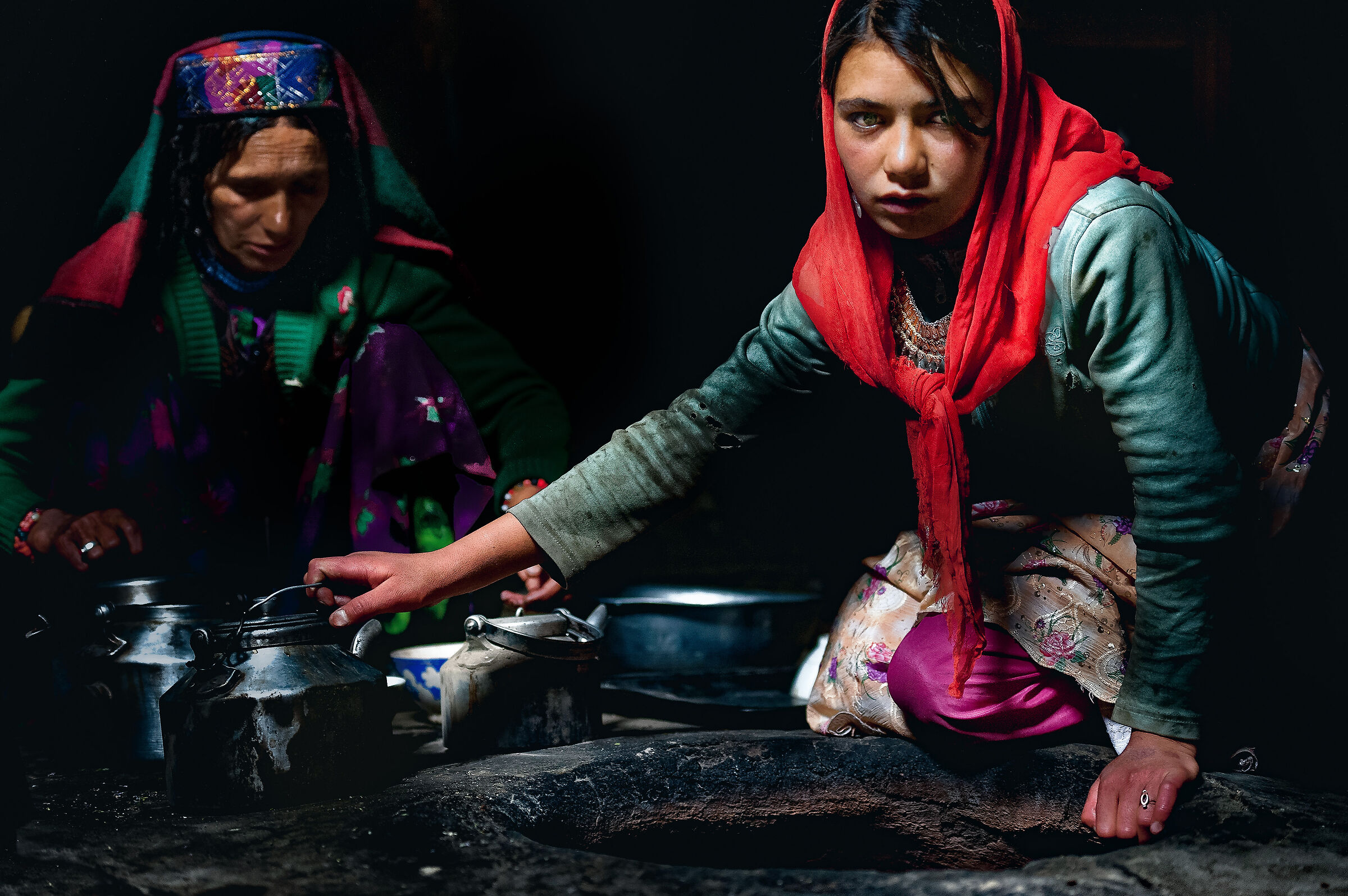 Afghanistan ...
