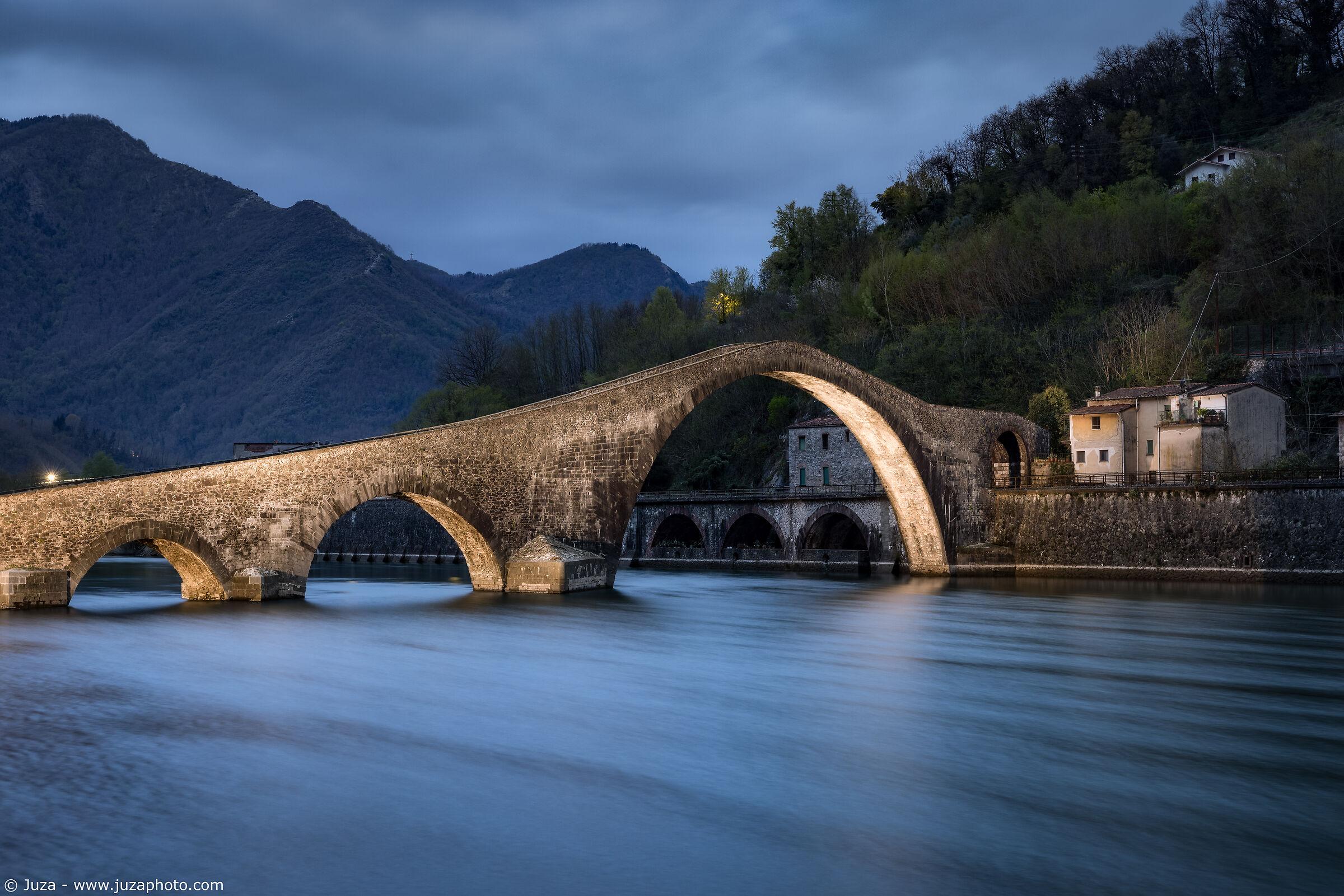 Maddalena Bridge...