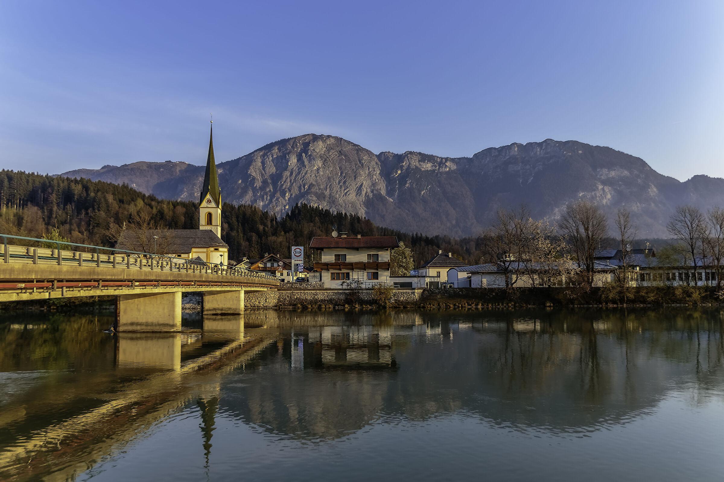 Angath - Tirol (in Sunset)...