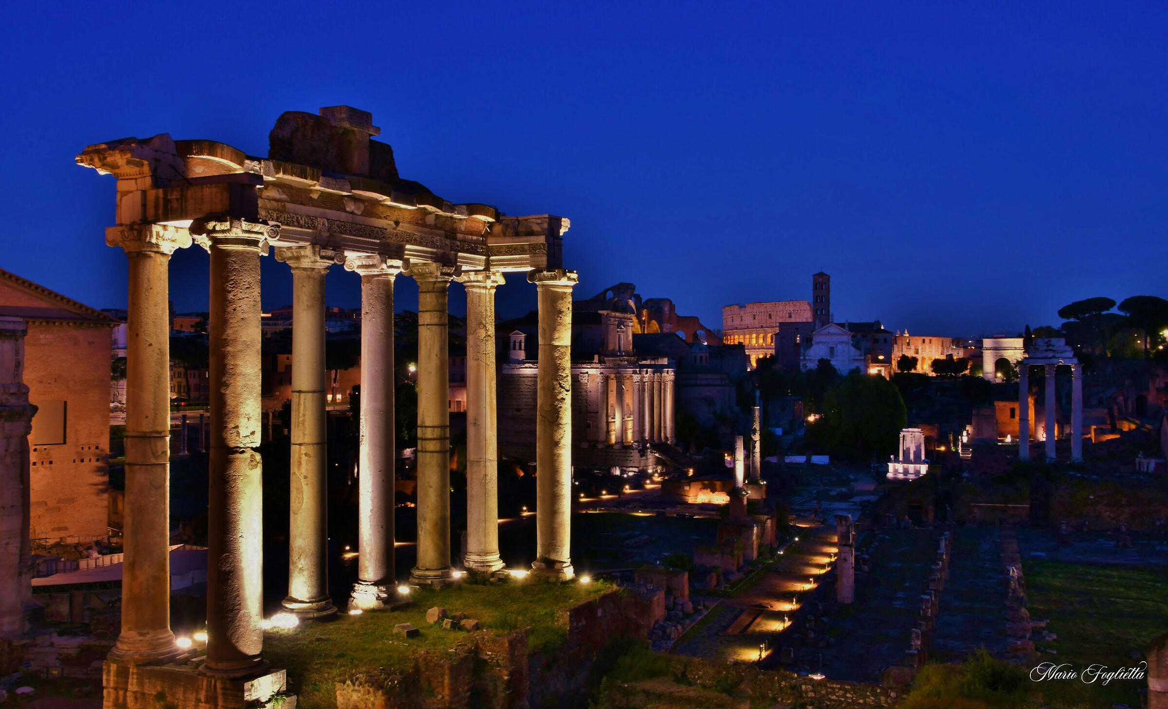 Rome- Imperial Forums...