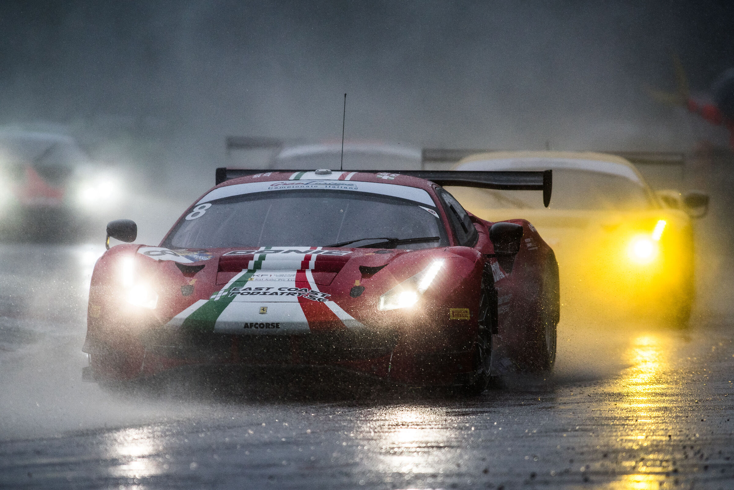 Ferrari 488 GT3...