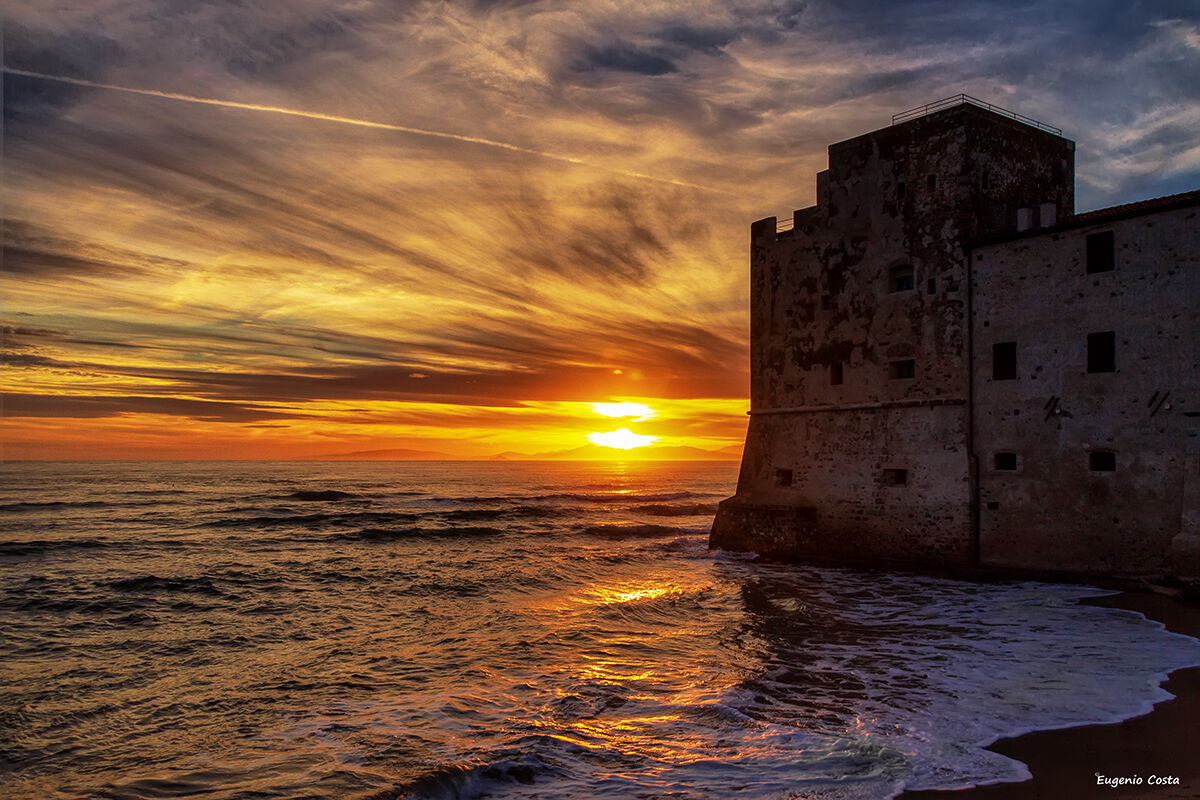 Tramonto a Torre Mozza (2)...