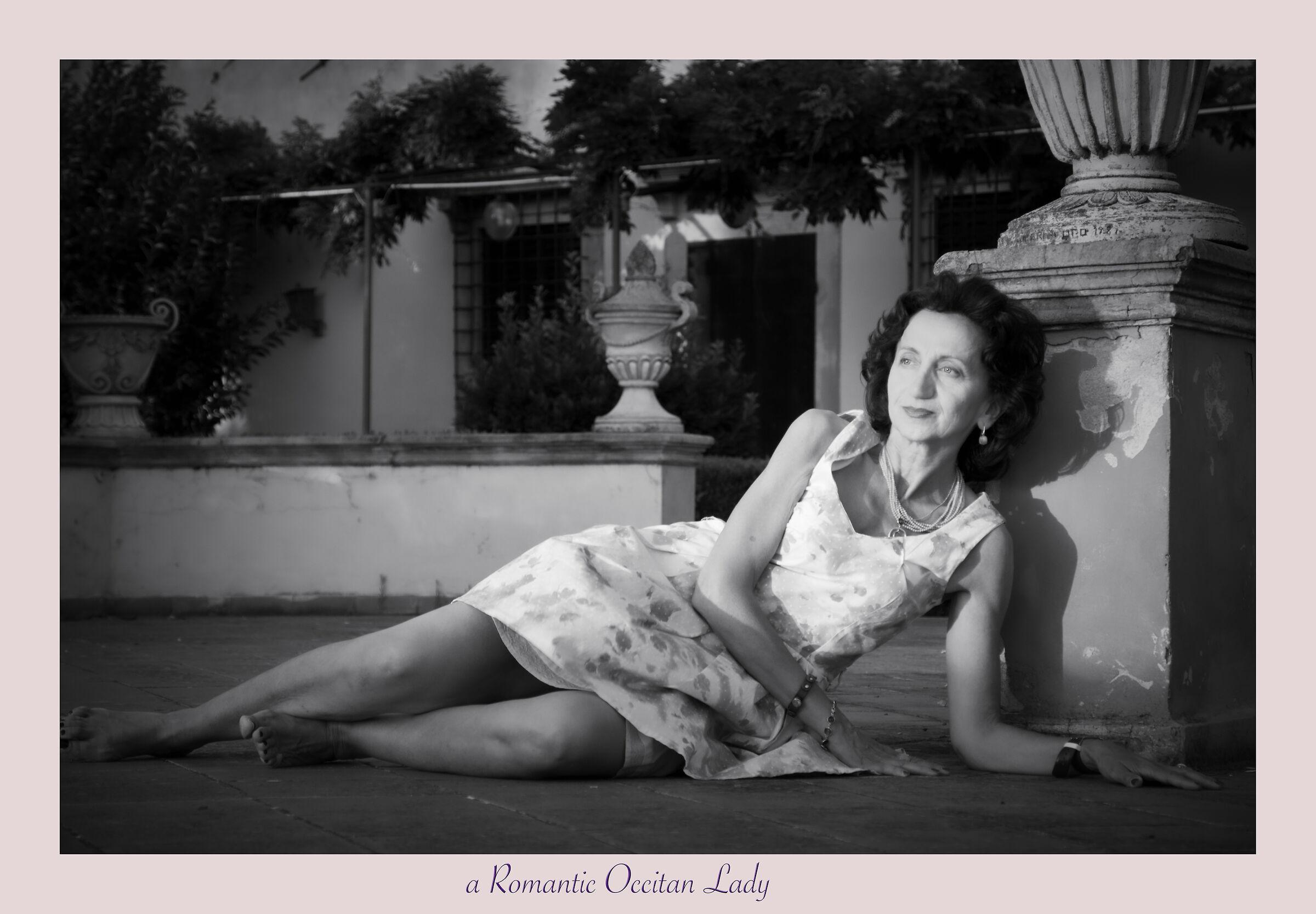 to Romantic Occitan Lady...