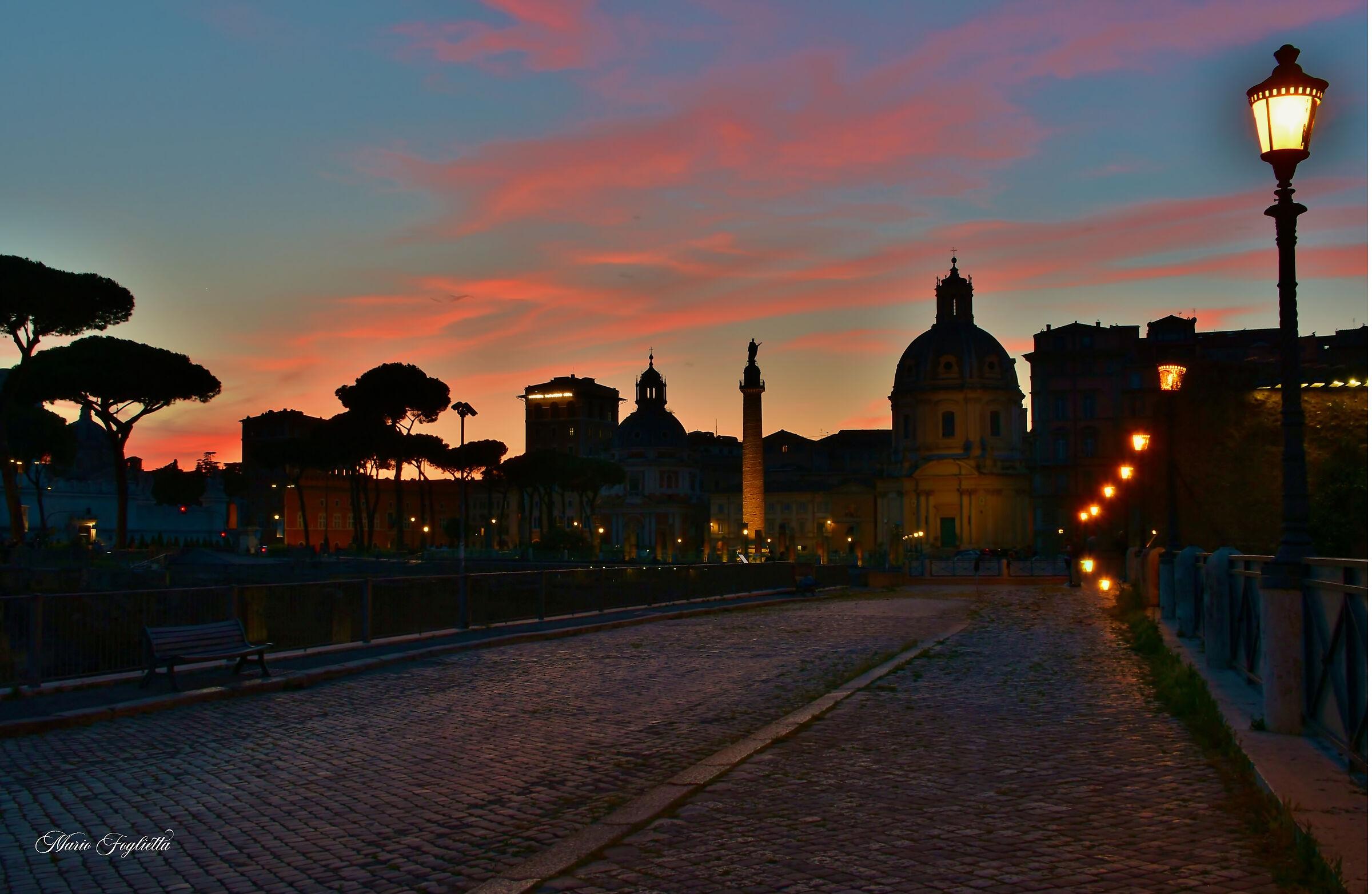 Forum of Trajan...