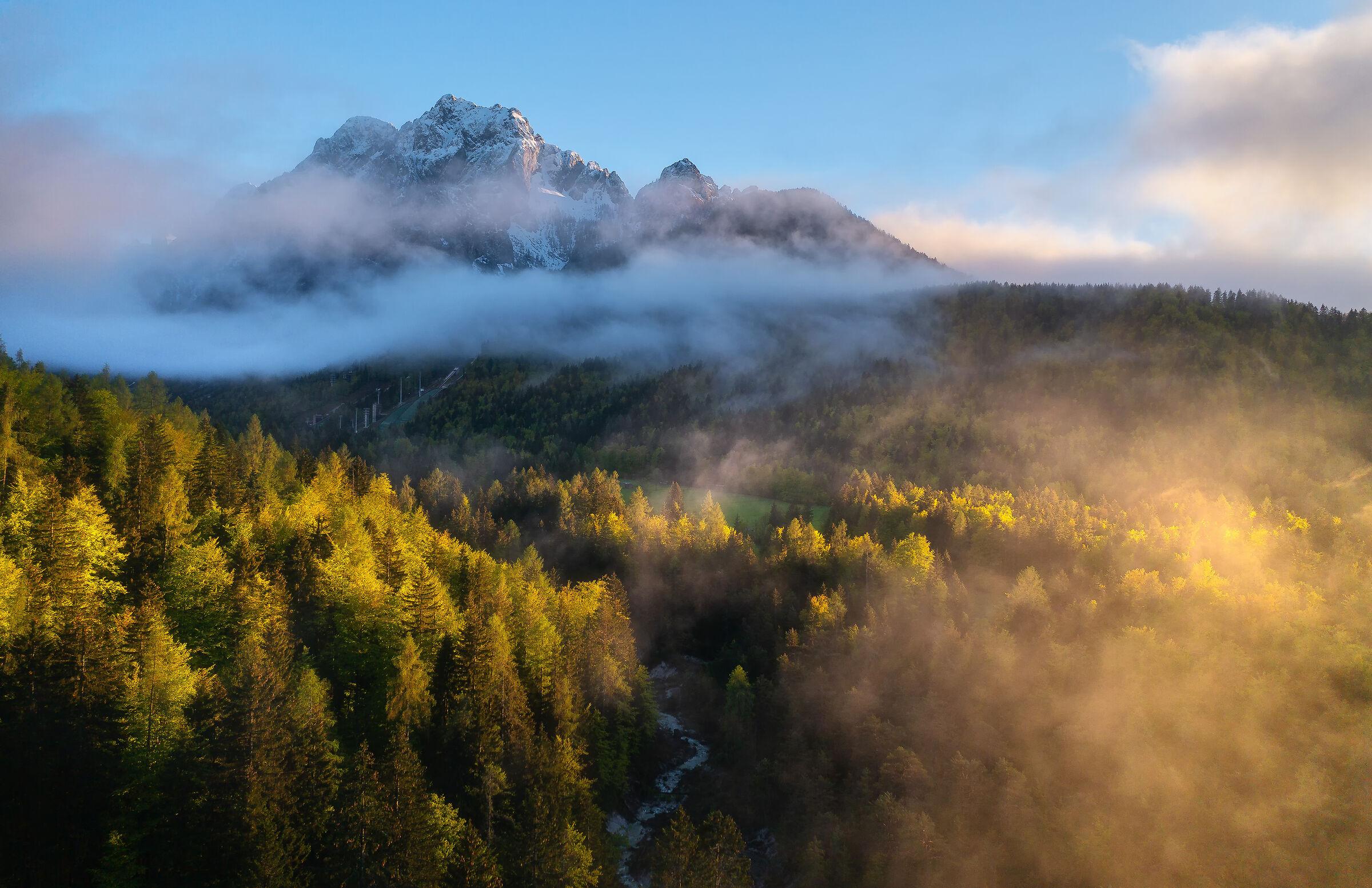Mt. Rateska Ponca...