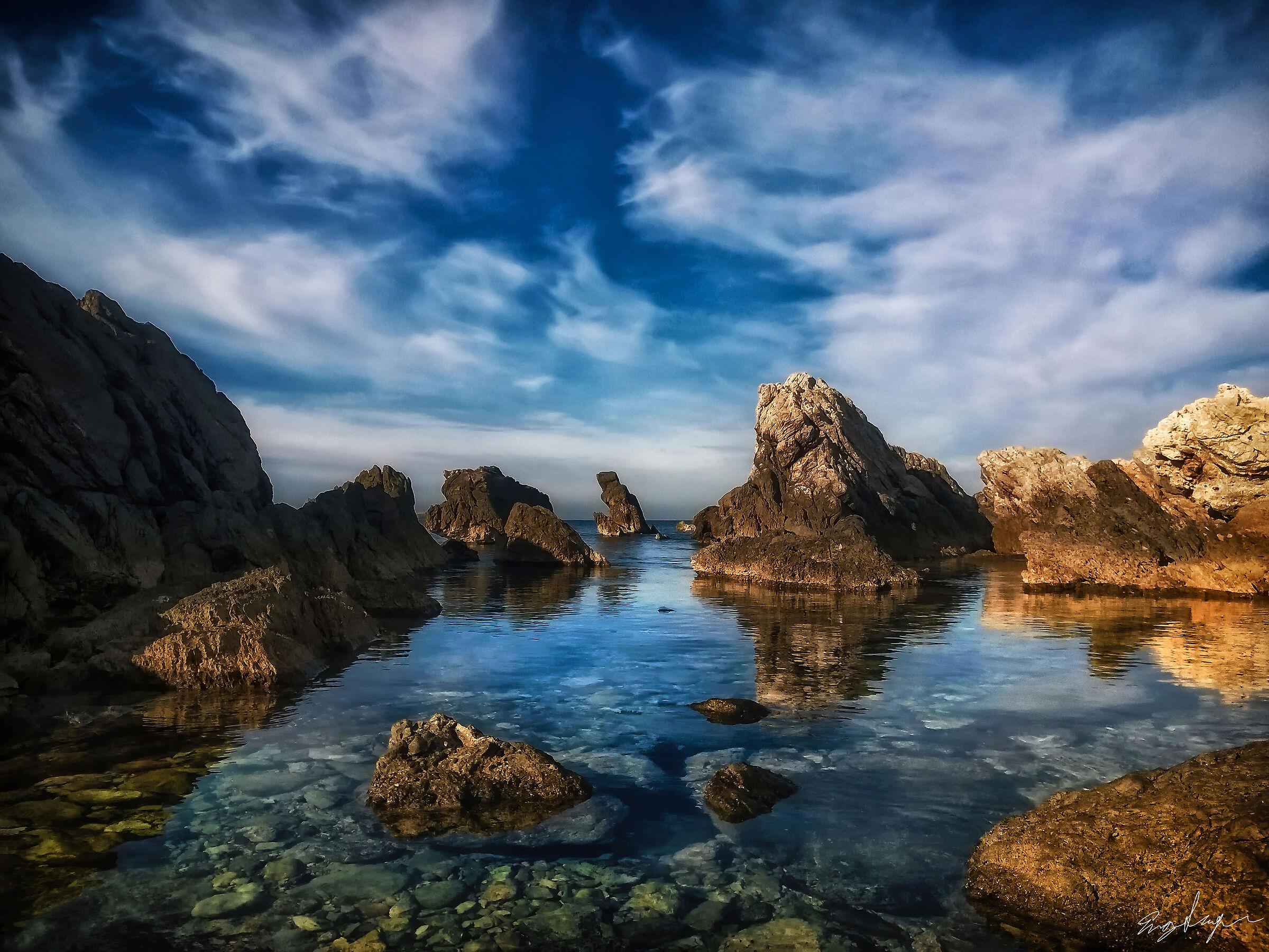 Cape Gallo Oriented Reserve...