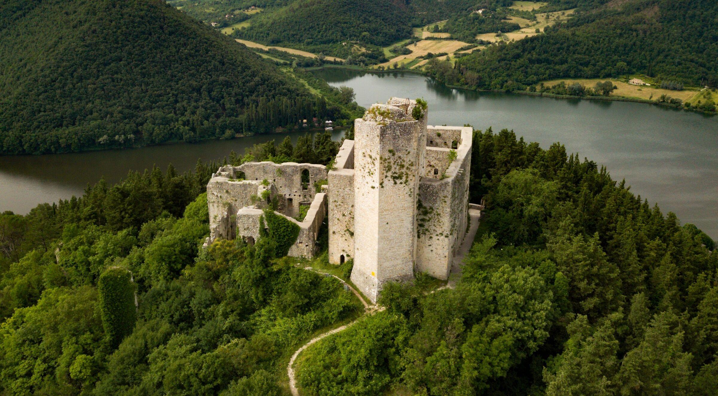 Rocca di Piediluco...