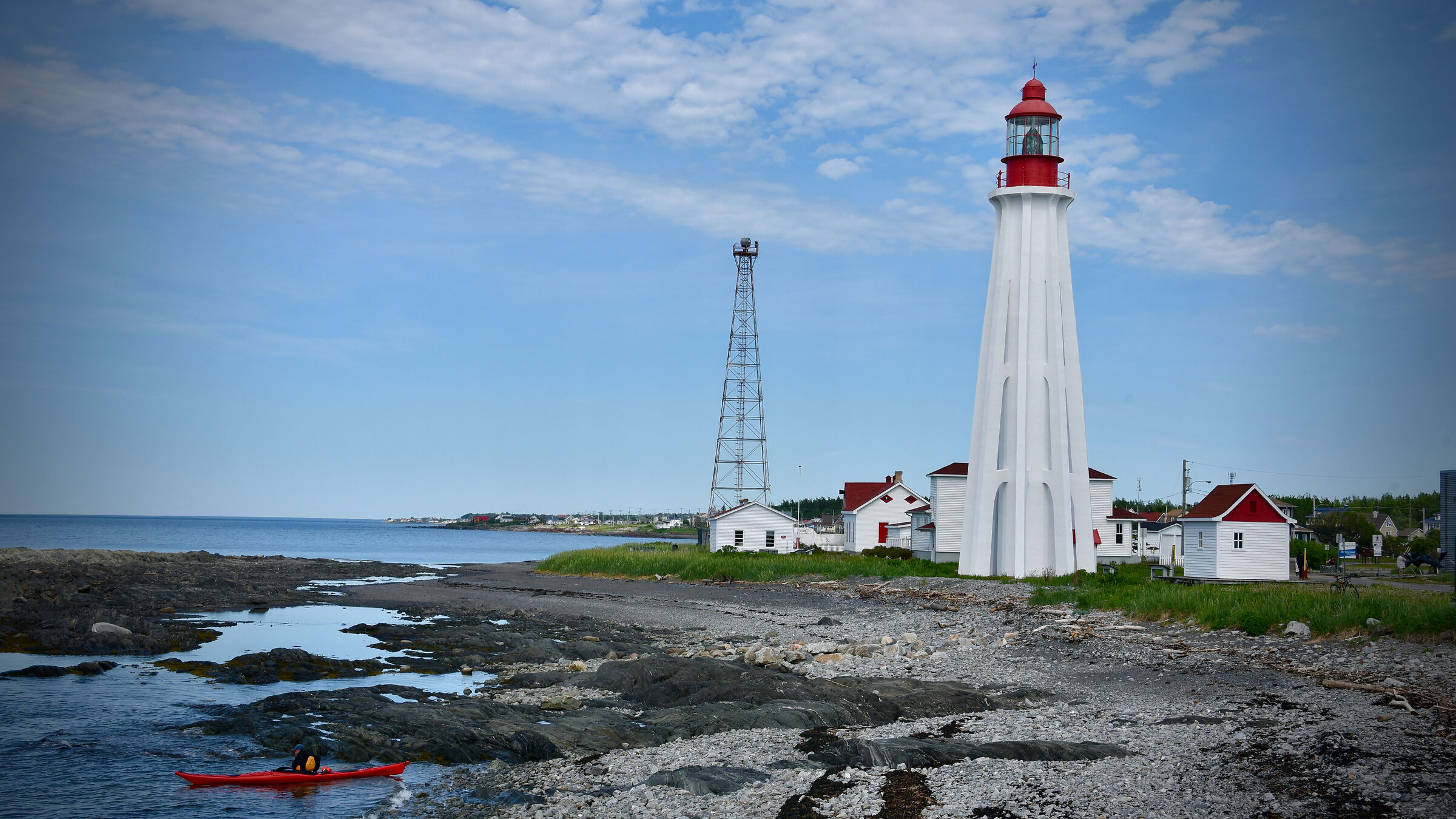 Lower St. Lawrence Landscape in Quebec-2 week vacation...