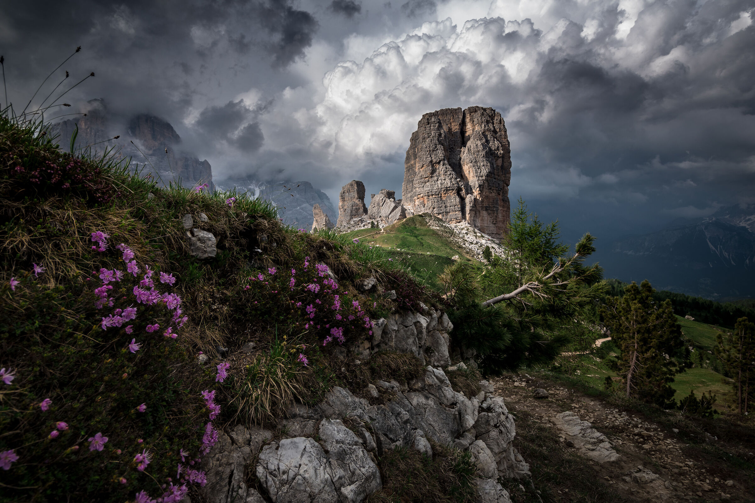 Five Towers - Clouds...