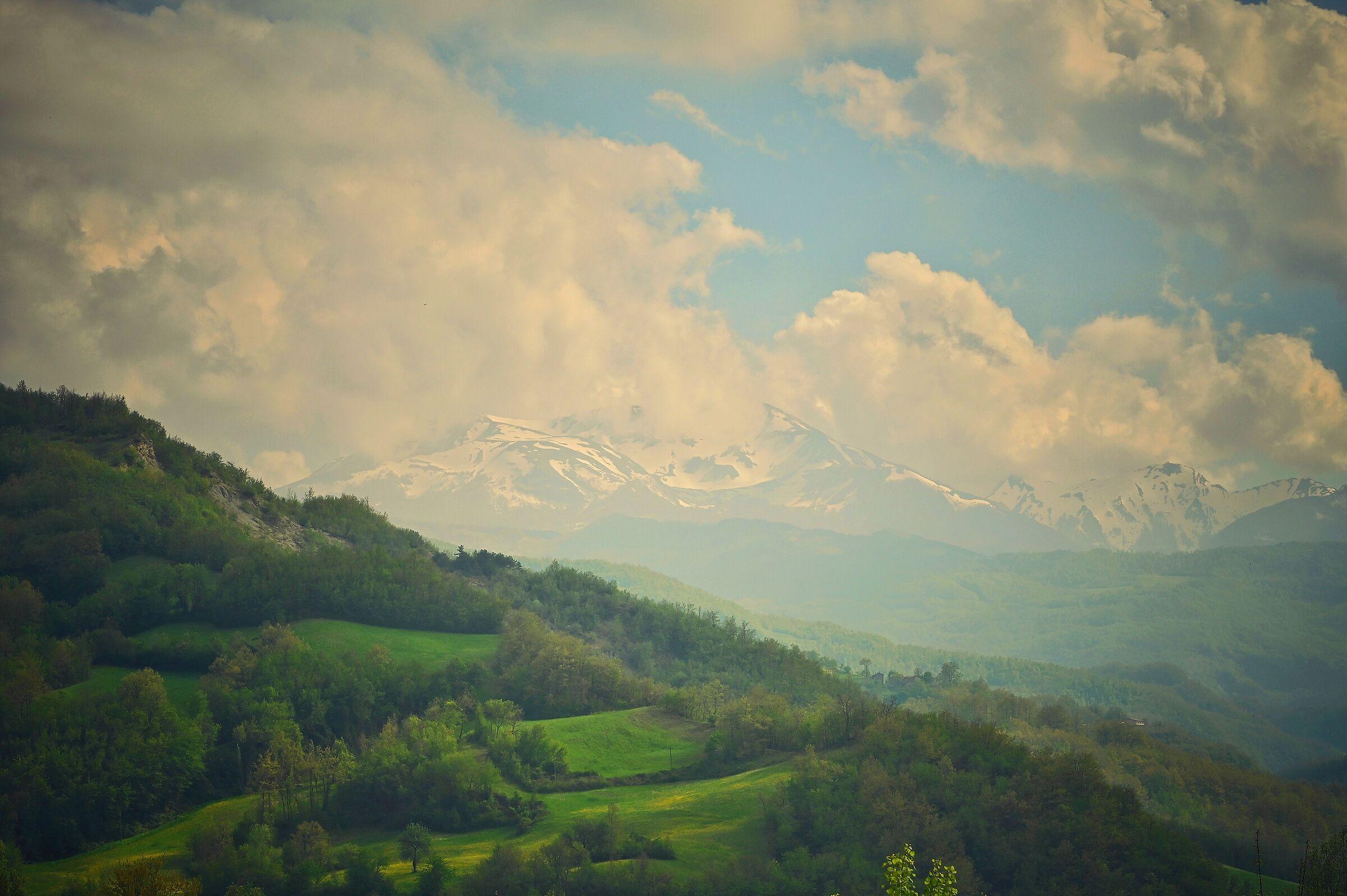 Tuscan-Emilian Apennines 1...