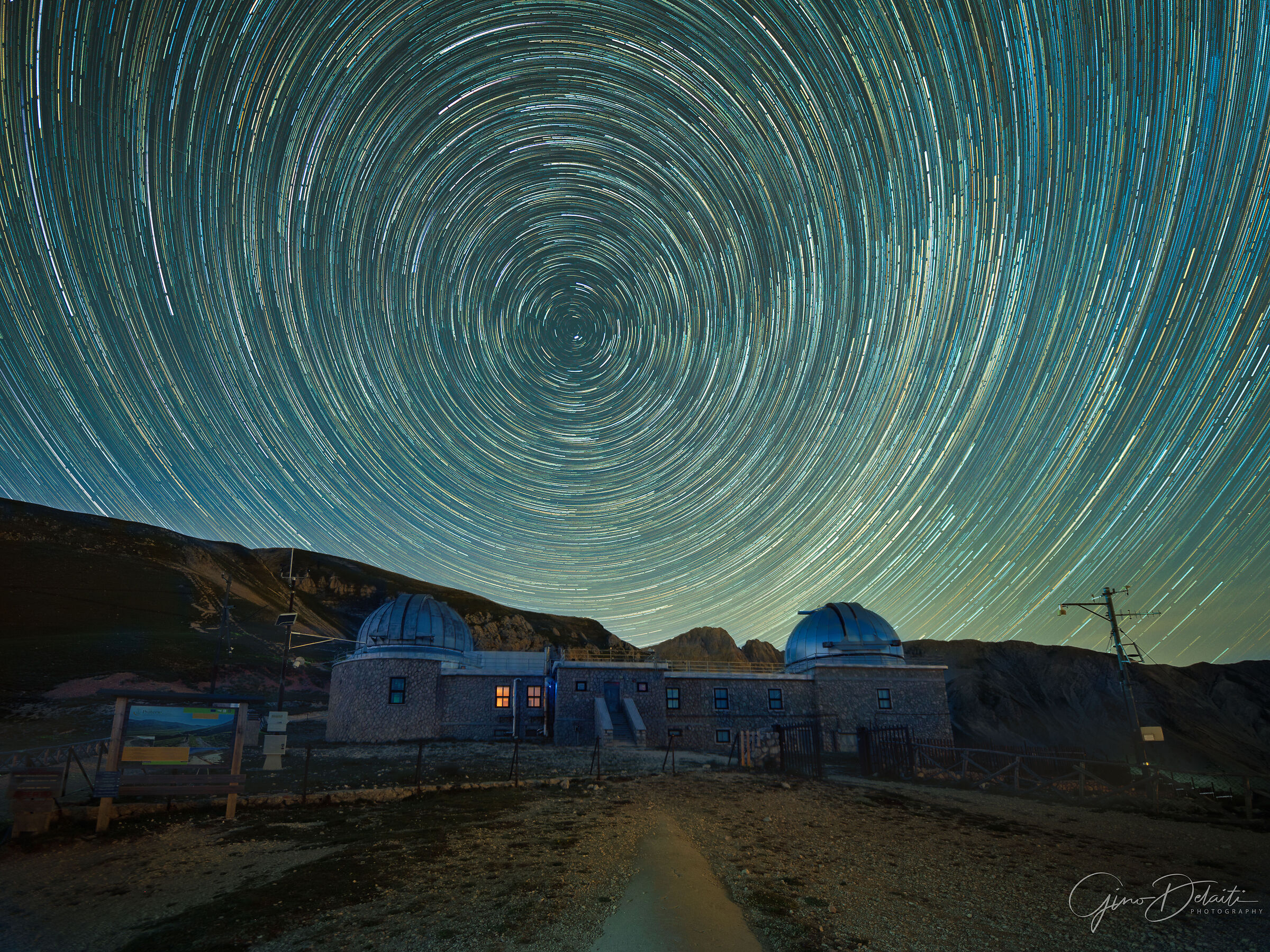 Campo Imperatore - Osservatorio astronomico...