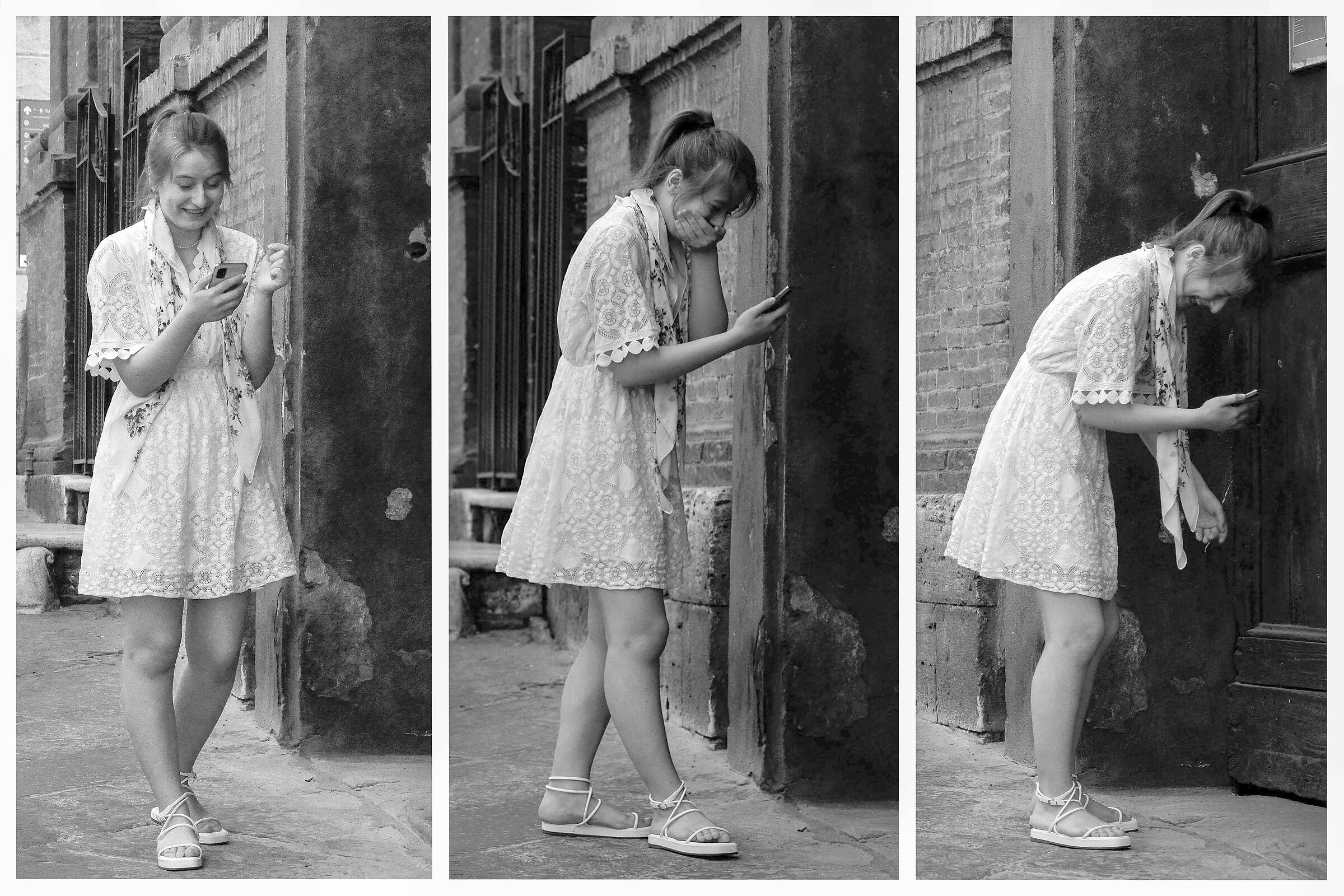 Street photo - Sequence...