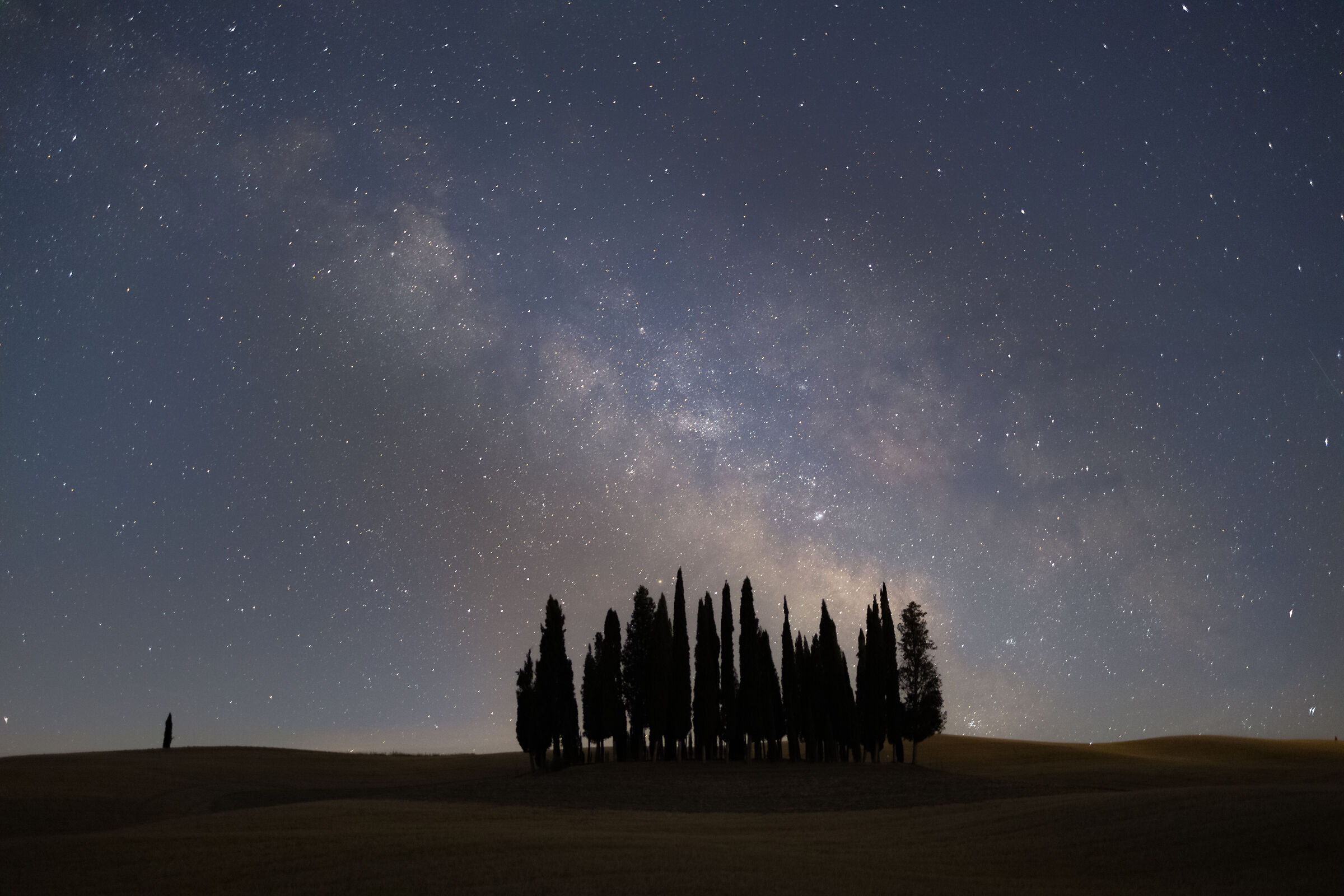 The first Milky Way is not forgotten... :)...