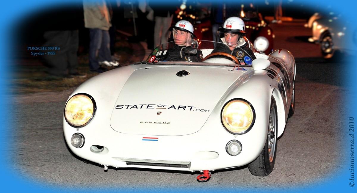 Porsche 550 RS Spyder 1500 - 1955...