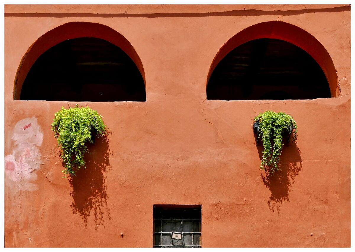 Brisighella, sulle colline di Faenza (ra)...