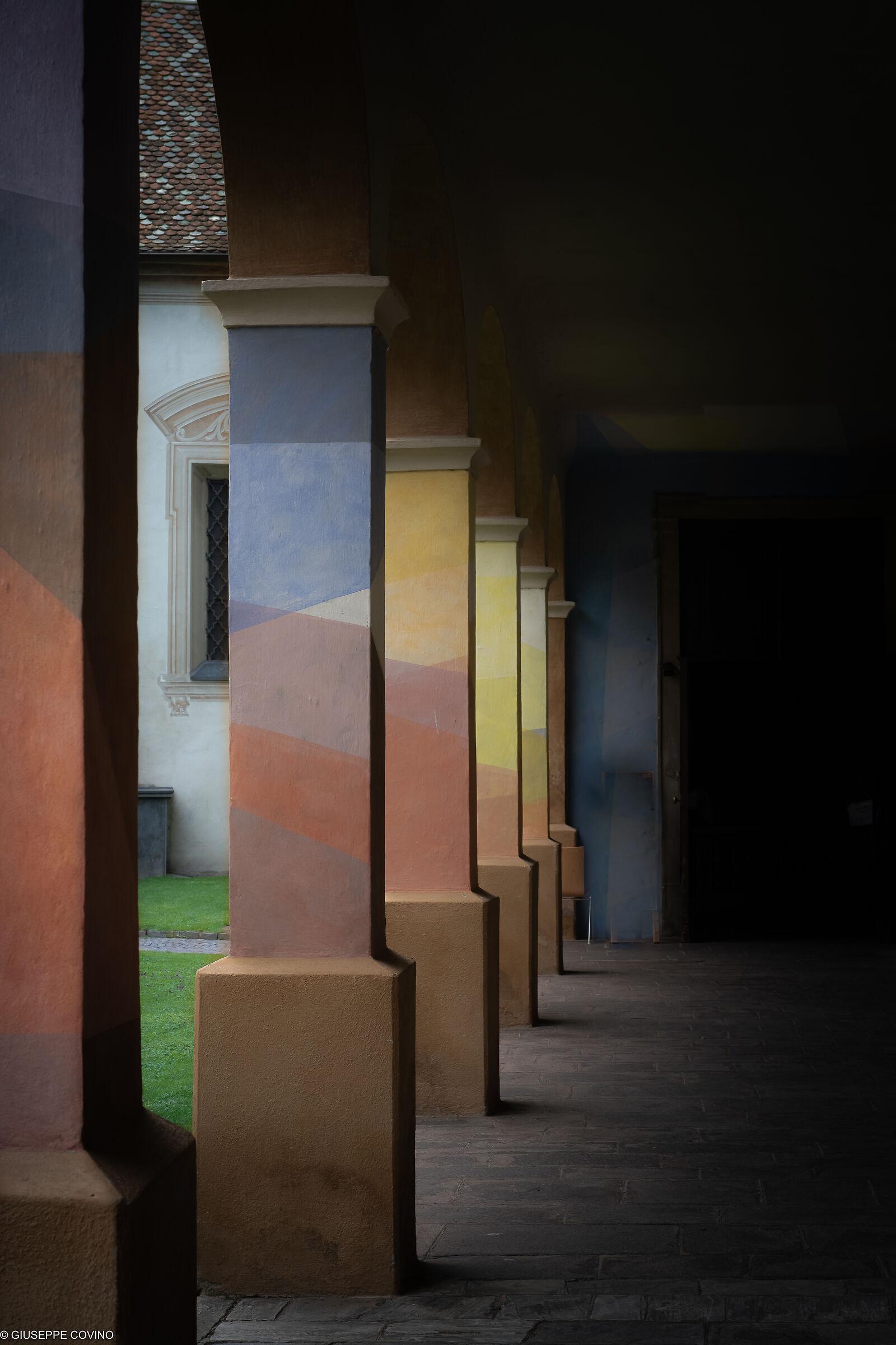 Colors in Bressanone...