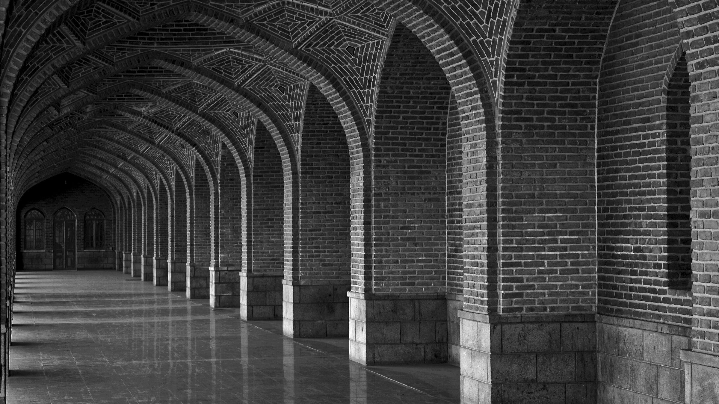 Korridor...