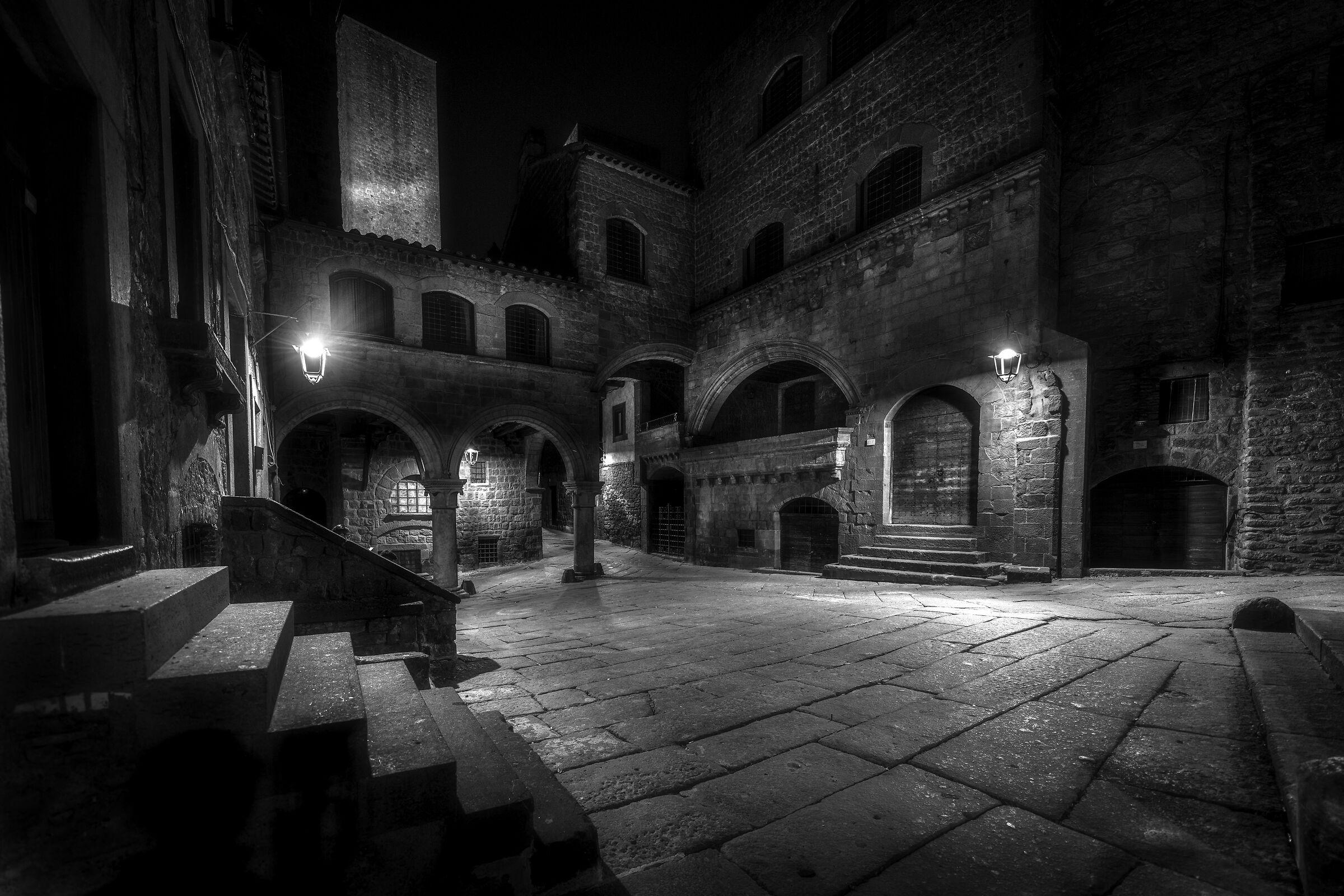 Piazza S. Pellegrino (Vt) - Italy...