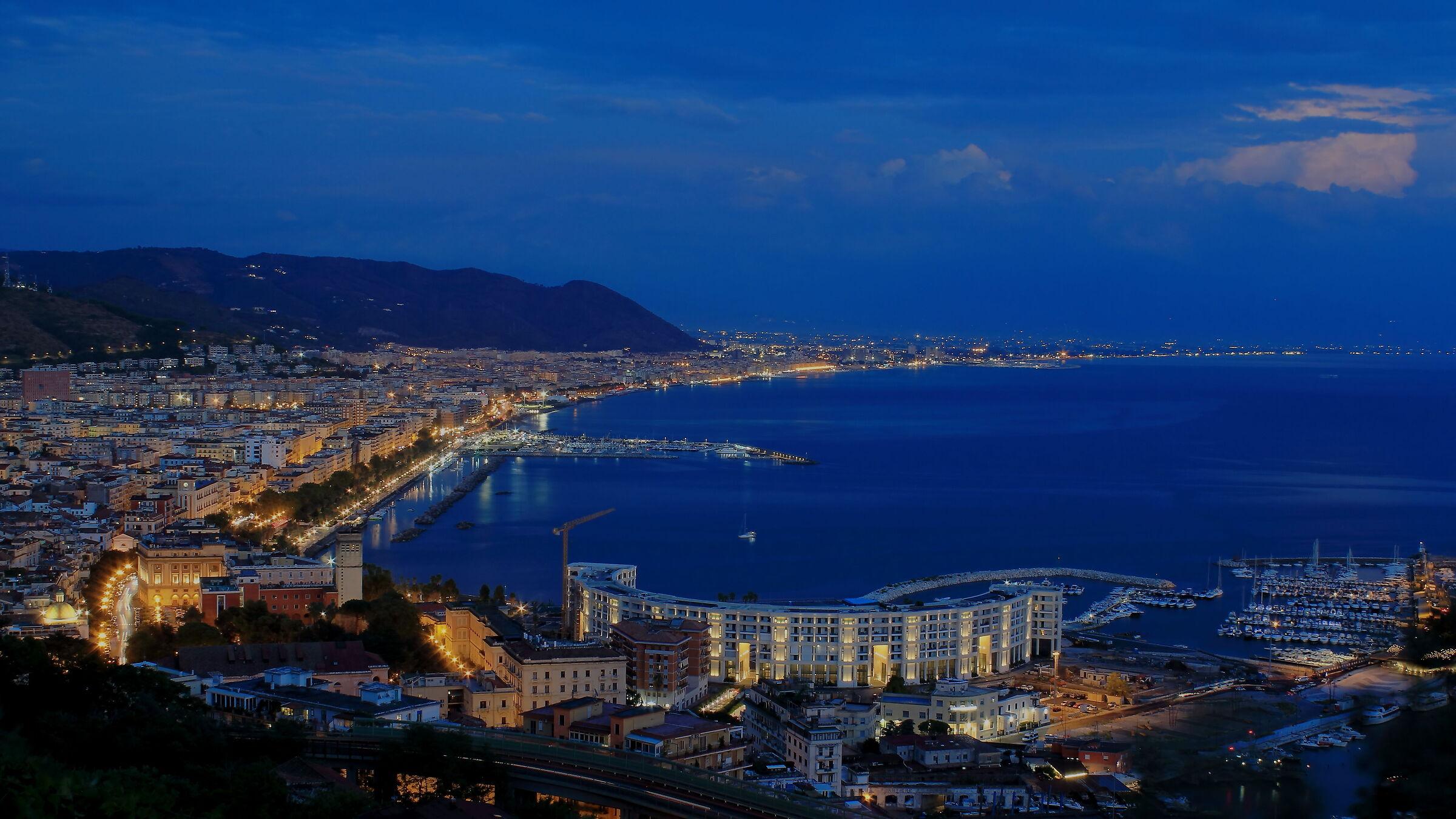 Salerno...