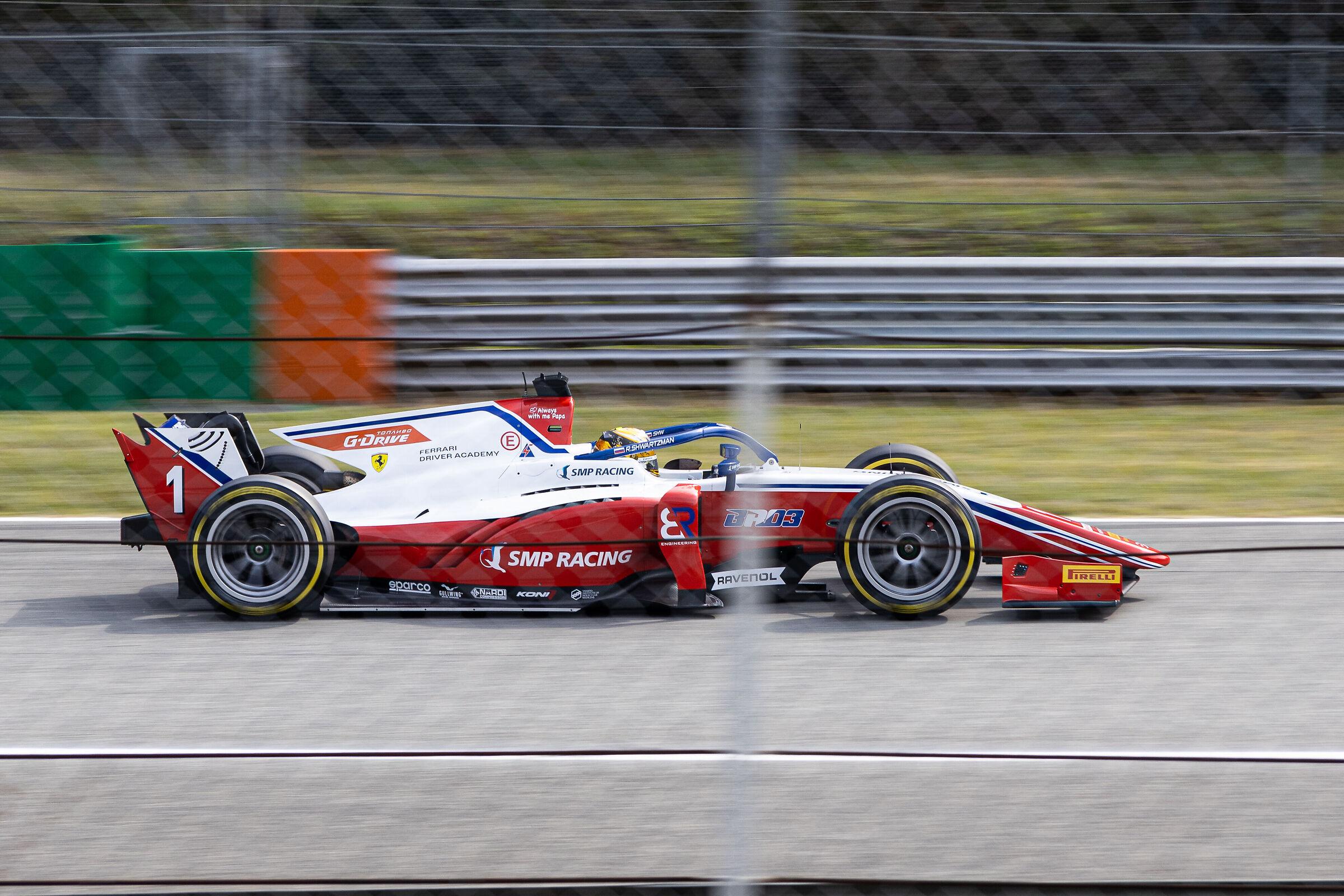 Robert Schwartzman - Monza 2021...