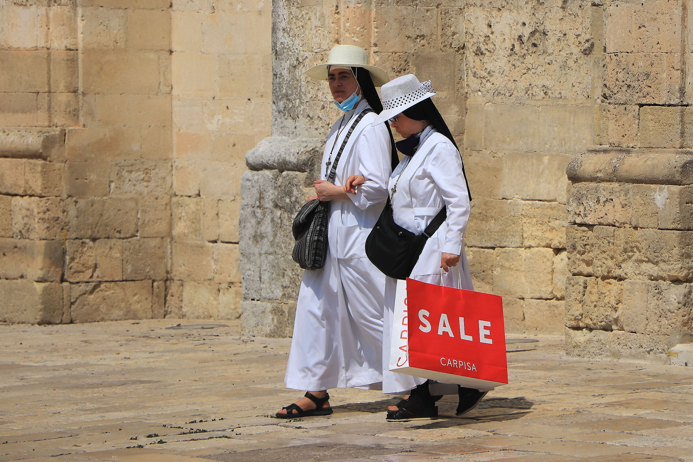 Shopping is... sacred...