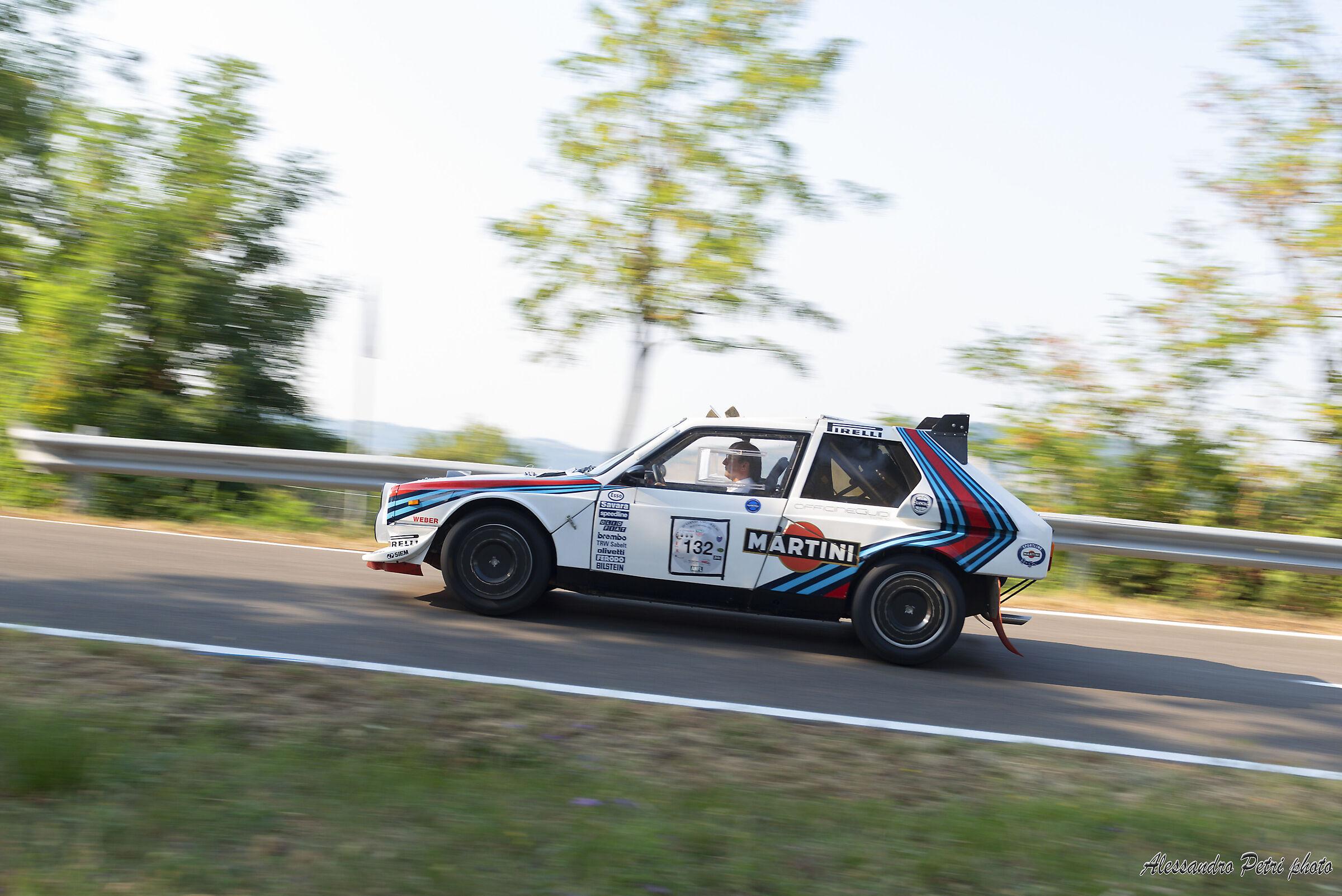 Lancia Delta S4...