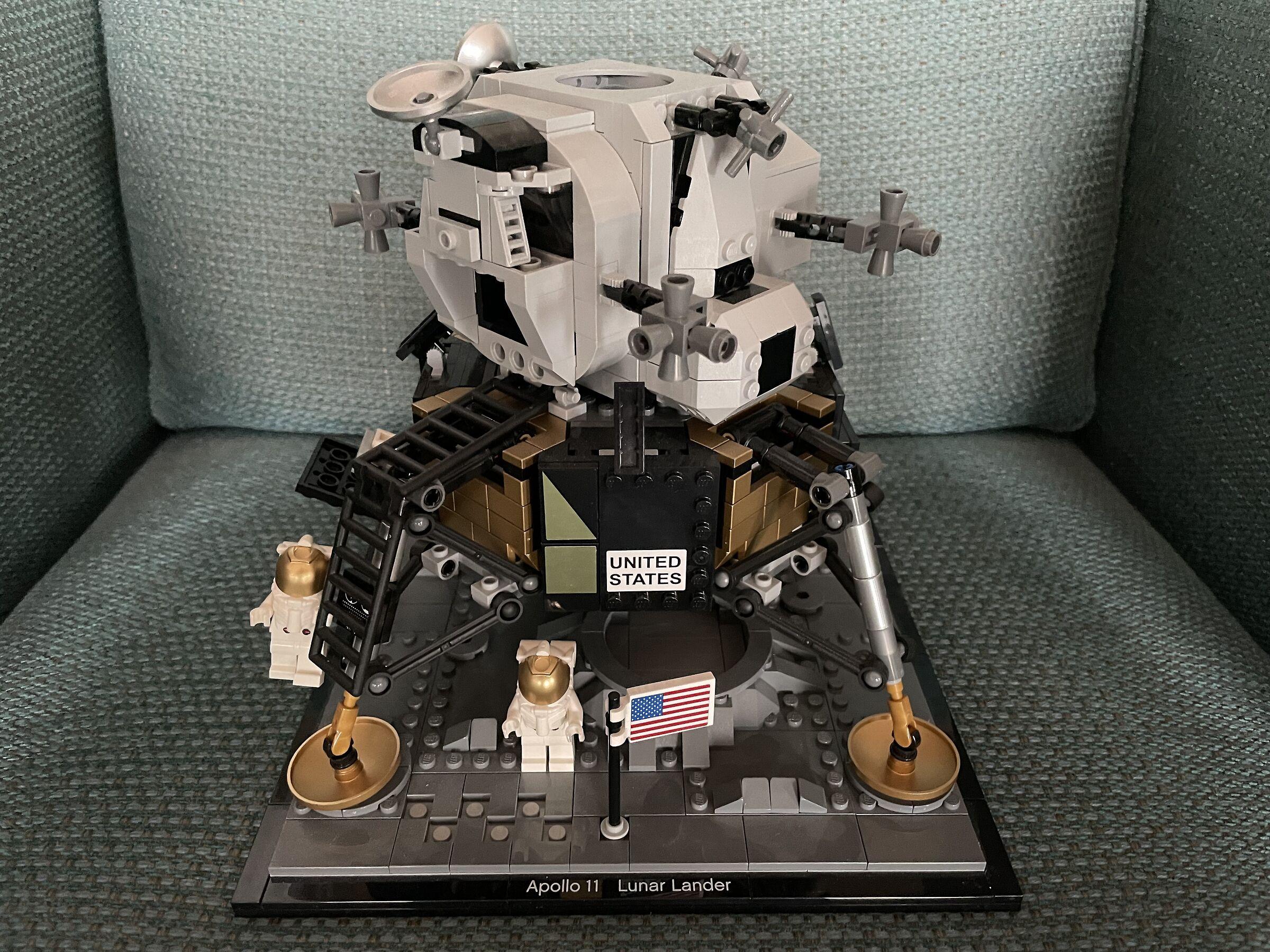 Apollo 11 Lunar Lander...