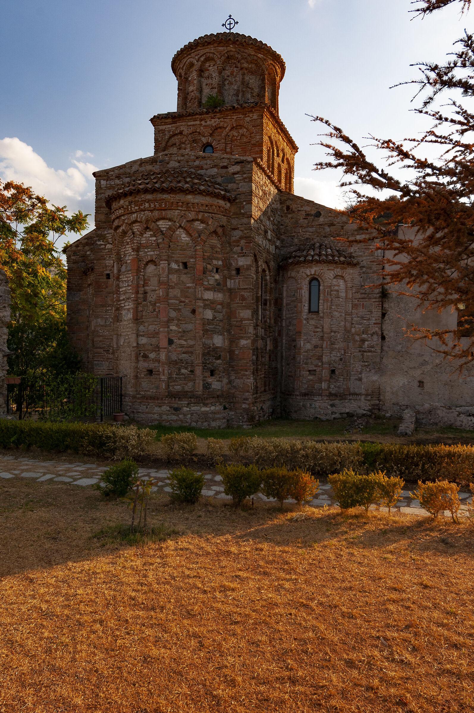 Monastery of St. John Theristis...